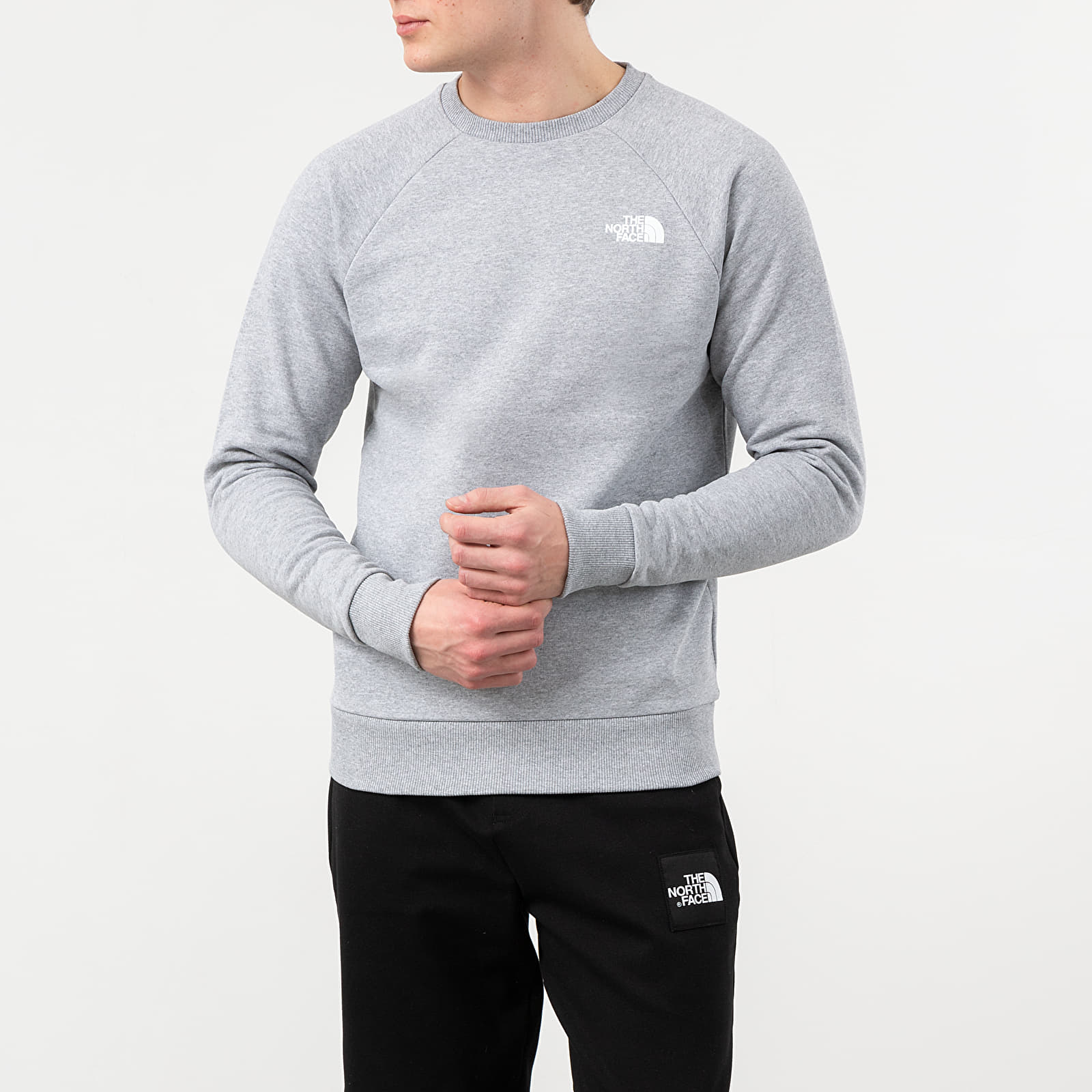 The North Face Raglan Redbox Crewneck