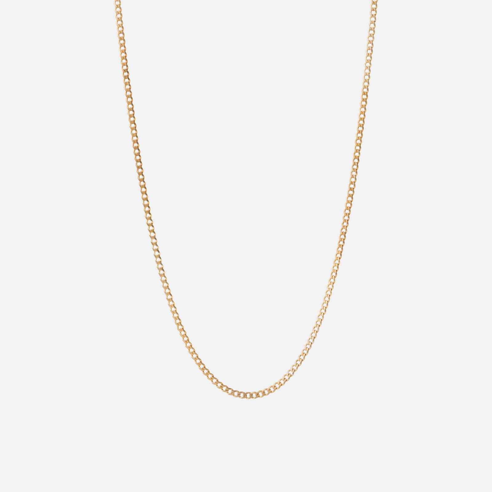 Miansai 3mm Vermeil Chain Necklace