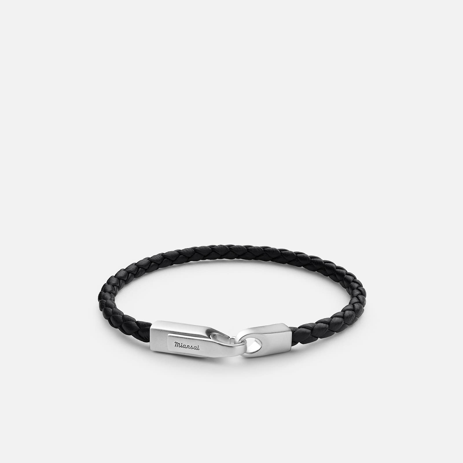 Miansai Crew Leather Bracelet