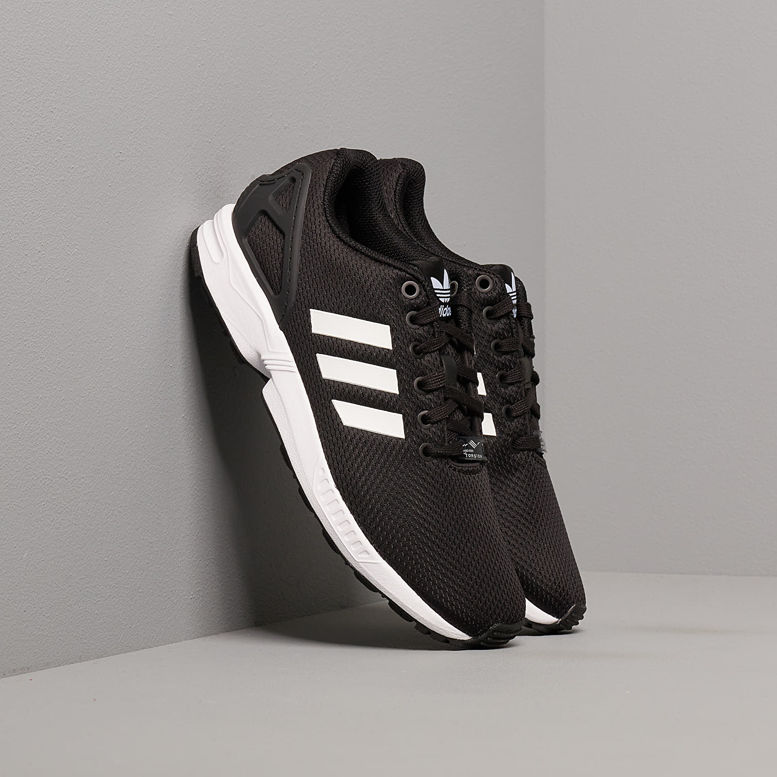 Dámske topánky a tenisky adidas ZX Flux W Core Black/ Ftw White/ Clear Pink