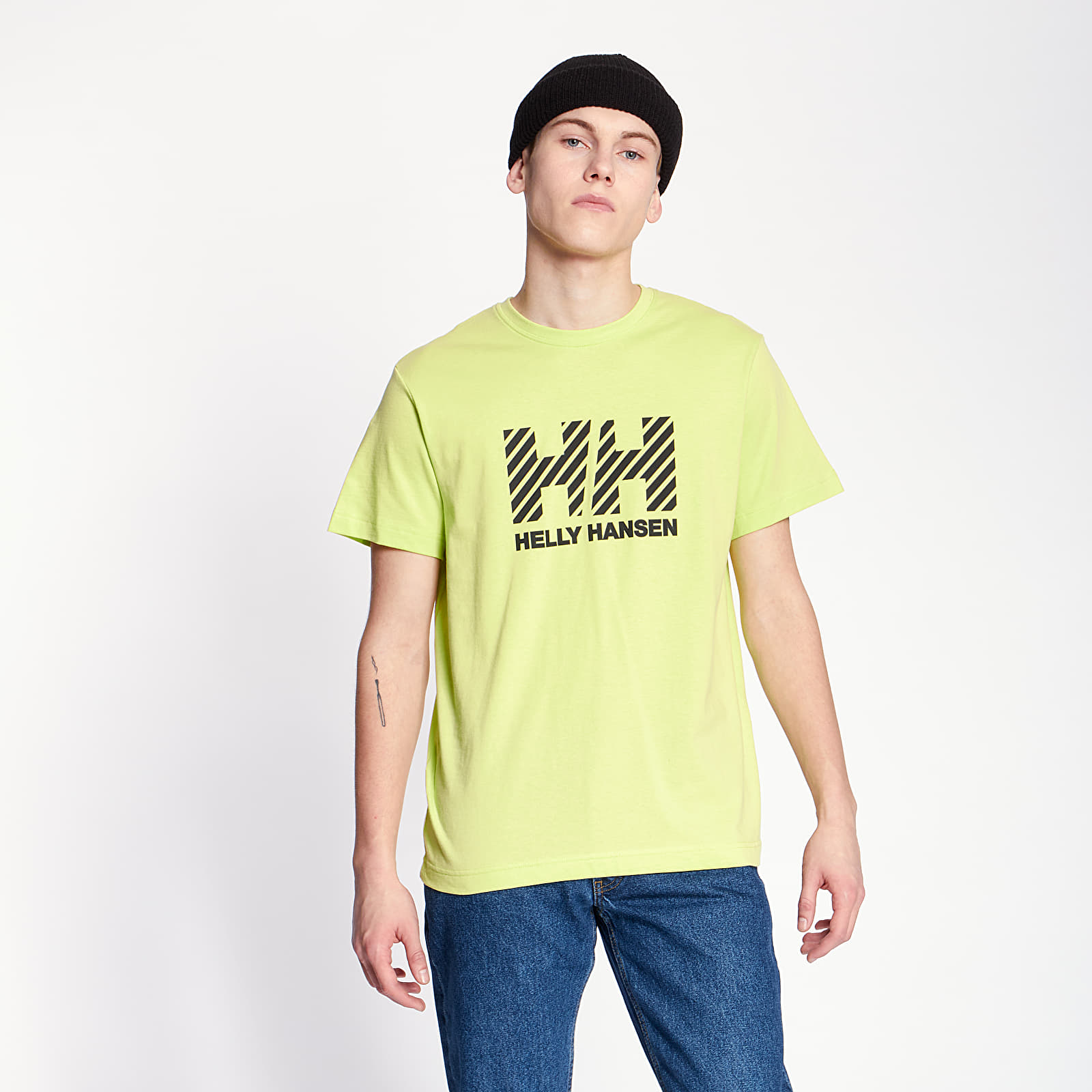 T-shirts Helly Hansen Active Tee Green
