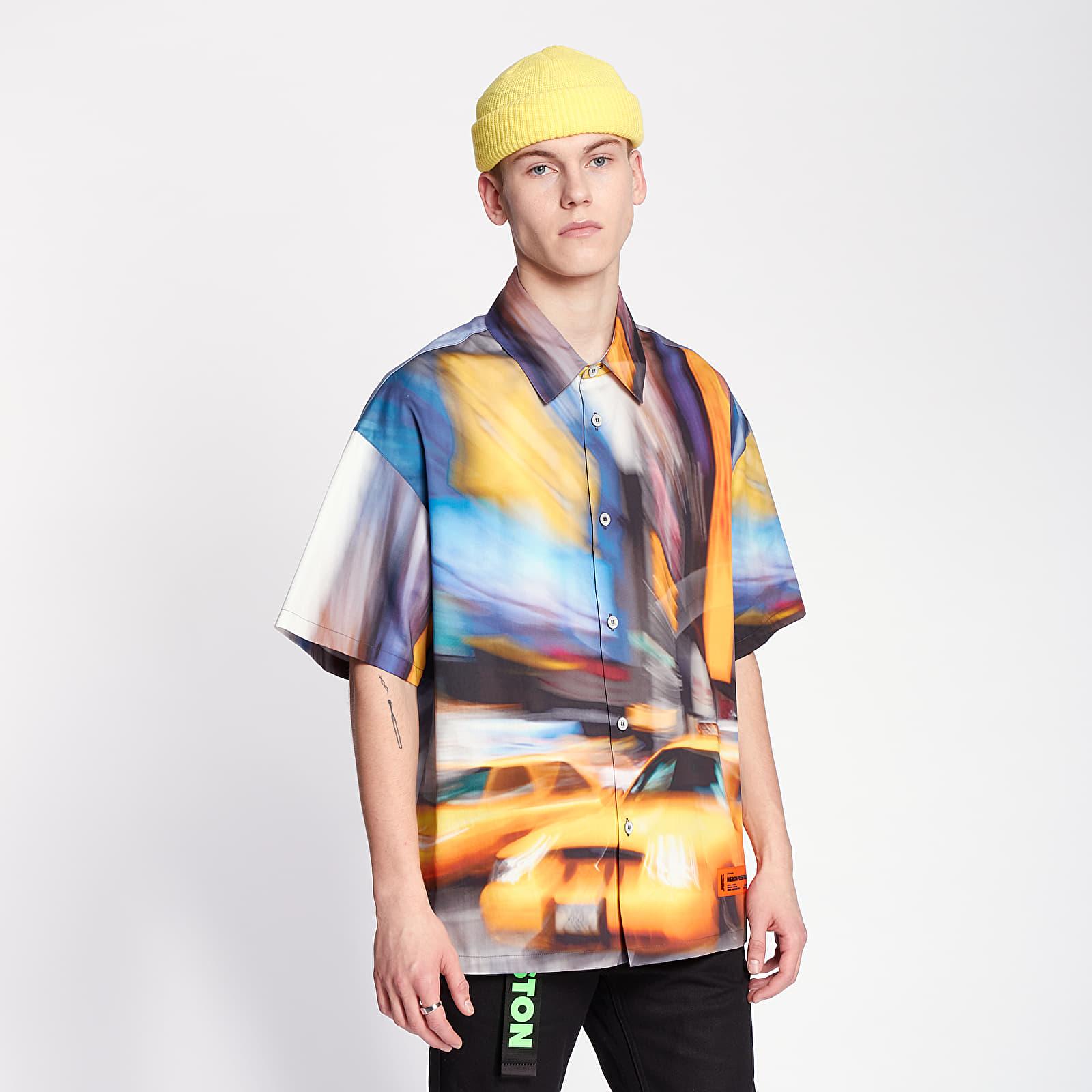 Cămăși HERON PRESTON Taxi Baseball Shirt Multicolor