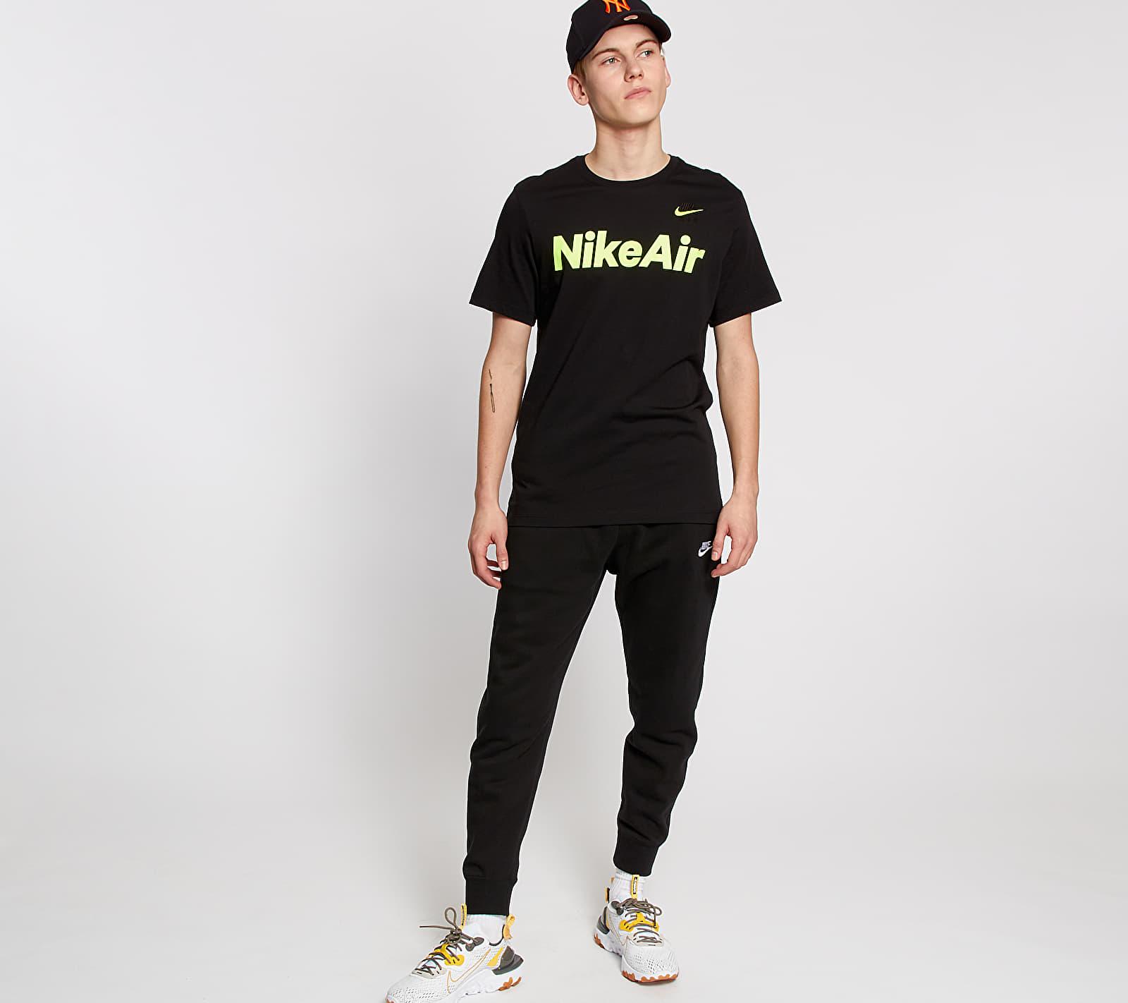 Nike Sportswear Air Tee Black/ VoLight