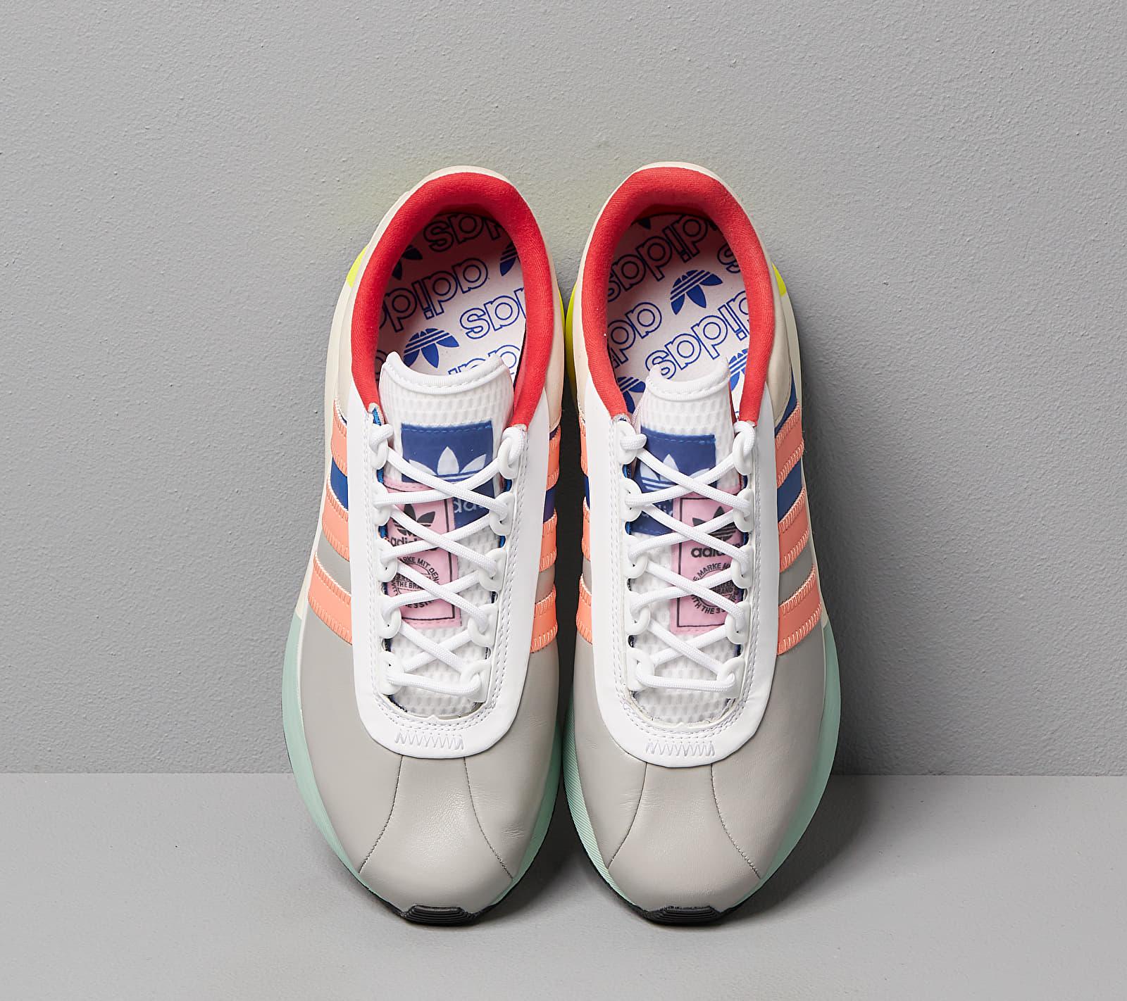 adidas SL Andridge W Grey Two/ Chalk Coral/ Linen, Gray
