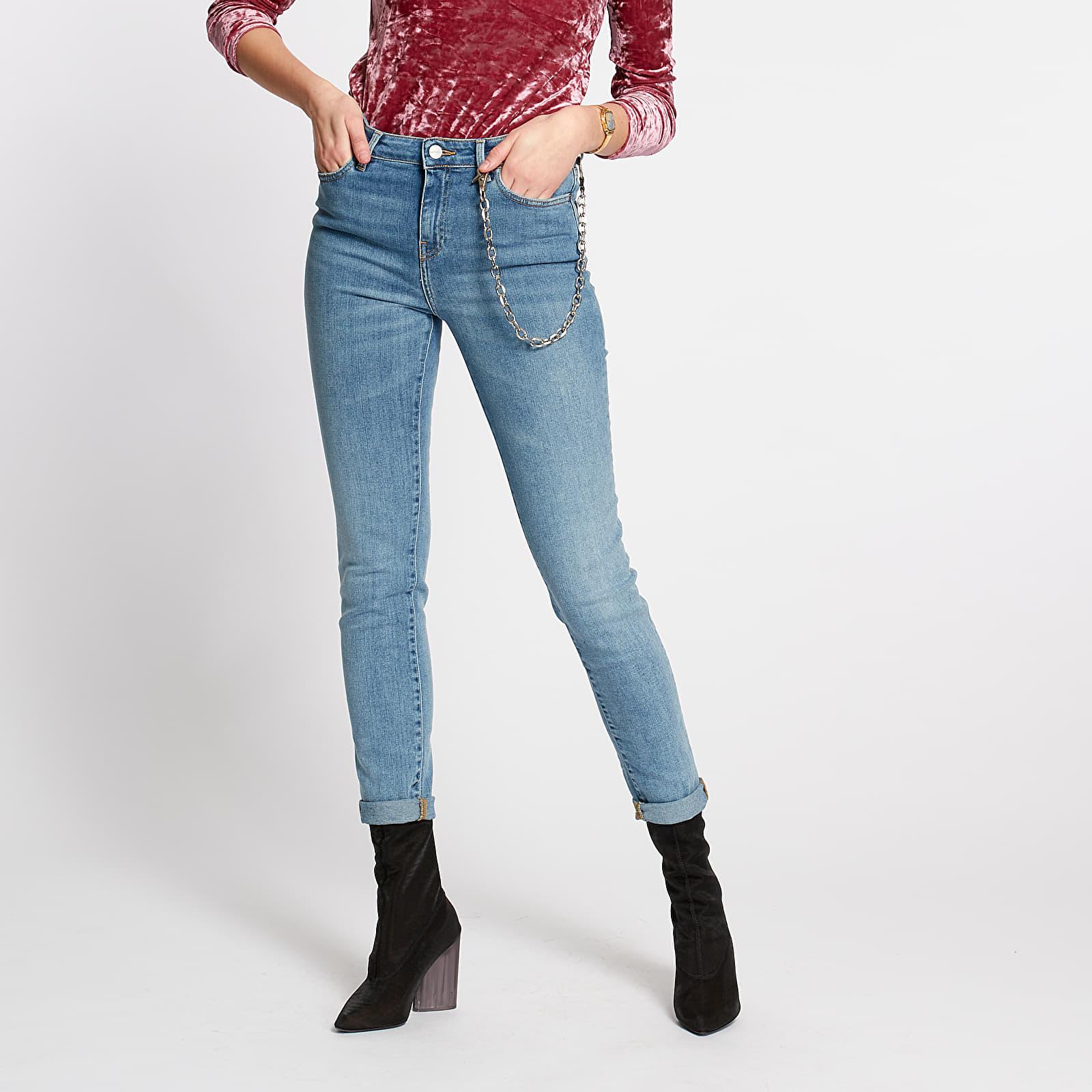 Hosen und Jeans Carhartt WIP Bix Pants Blue