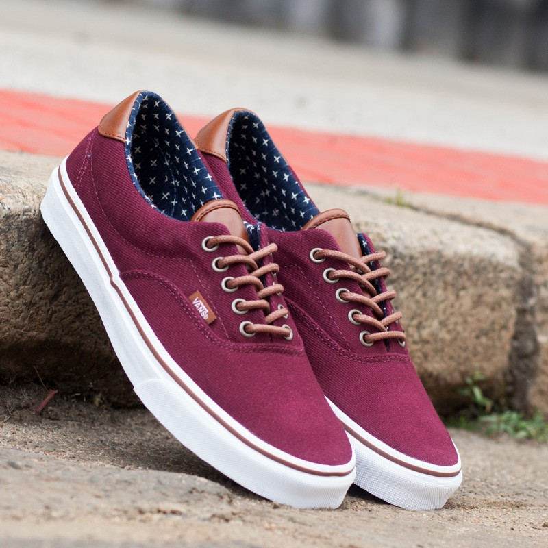 adcf6002a1 Vans Era 59 (T L) Windsor Wine  Plus