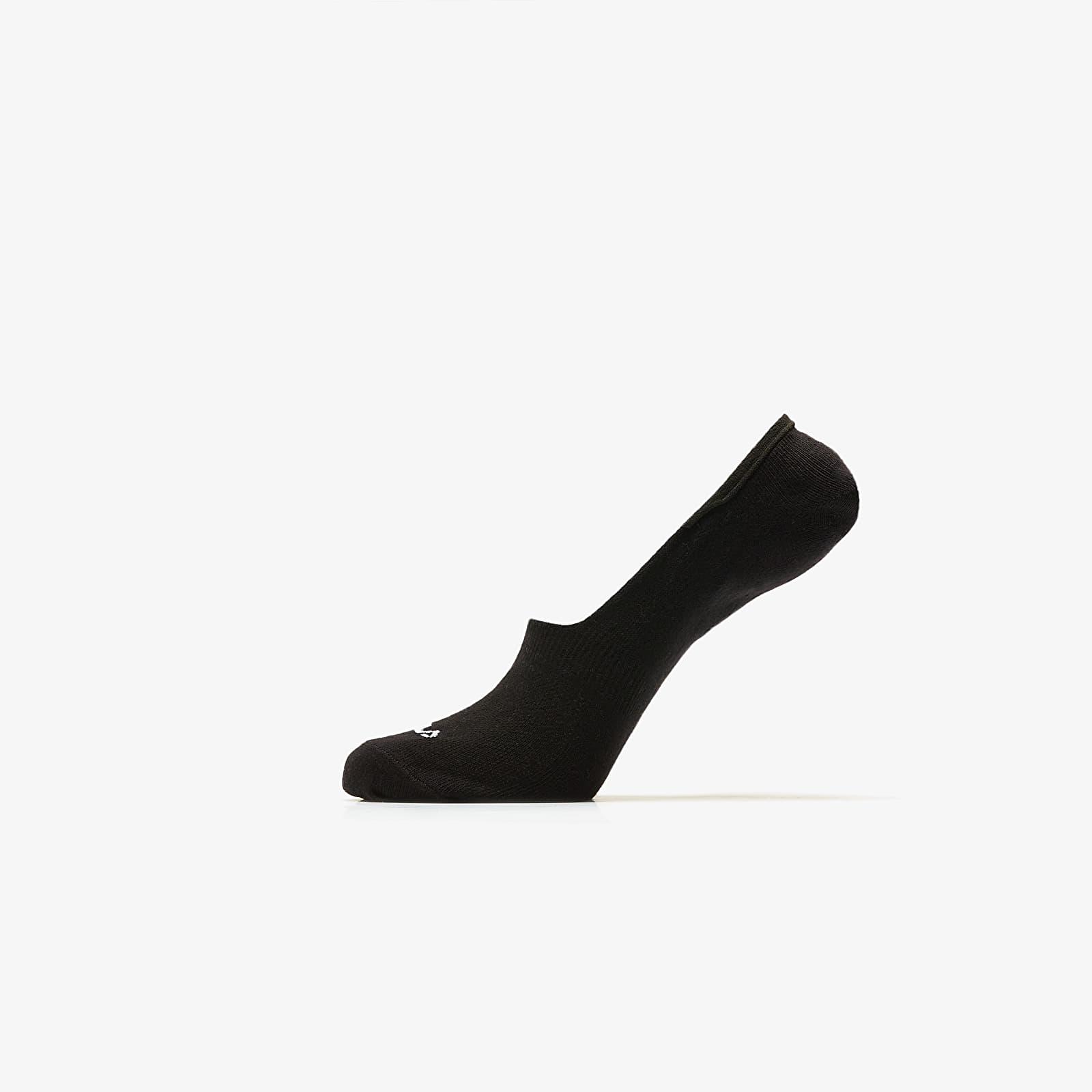 Ponožky FILA Calza Ghost 3Pack Socks Black