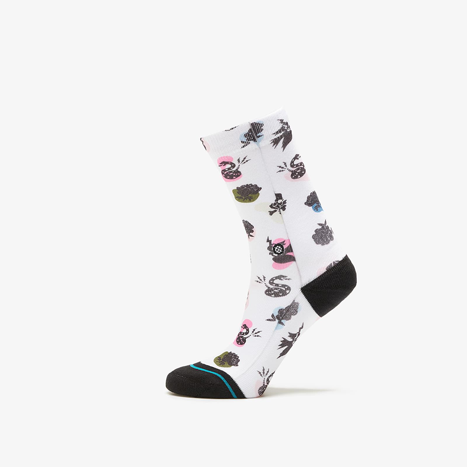 Ponožky Stance New Order Socks White