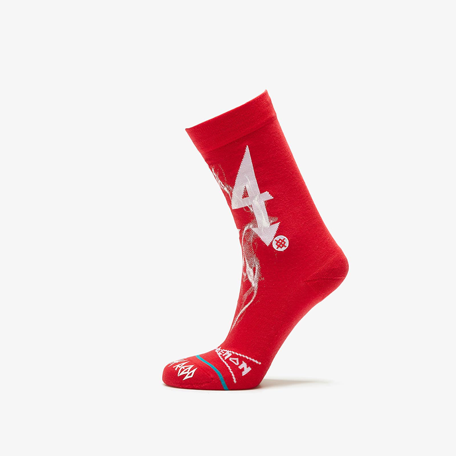 Socks Stance x Trippie Redd Trippie Socks Red