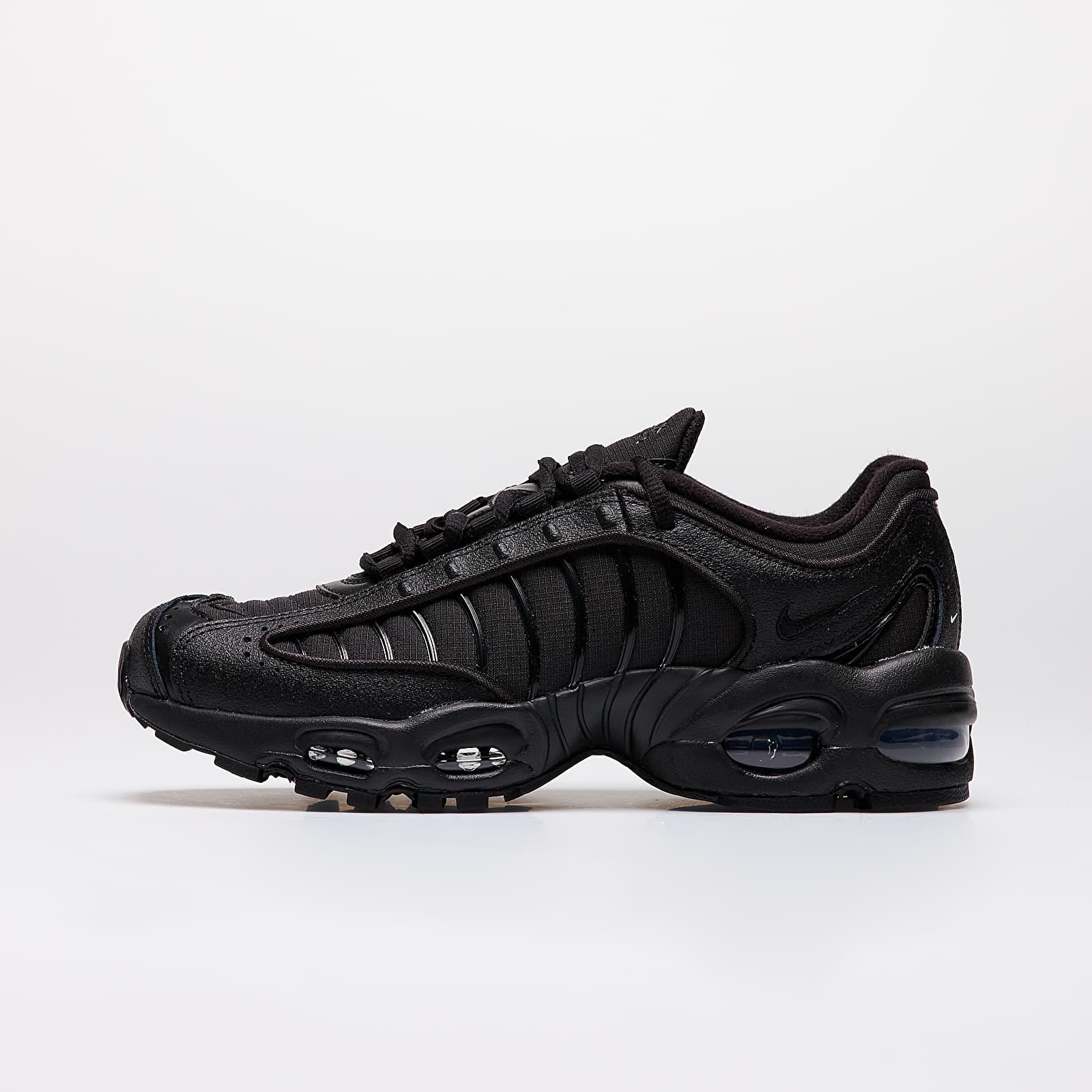 Încălțăminte copii Nike Air Max Tailwind IV (GS) Black/ Black-Black