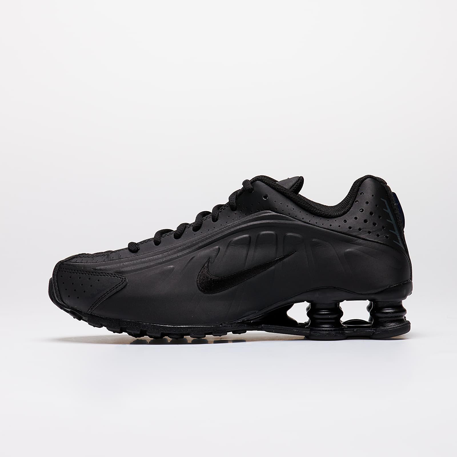 Kinderschuhe Nike Shox R4 (GS) Black/ Black-Black-White