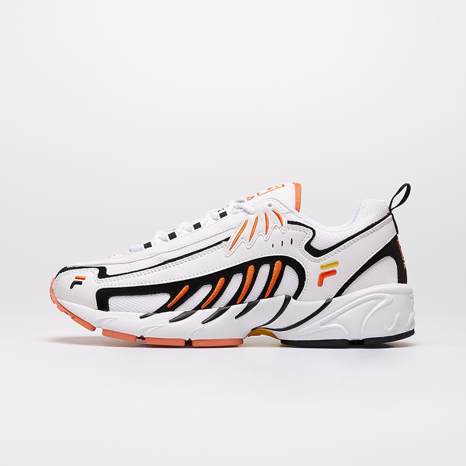Pánske tenisky a topánky Fila ADL99 White/ Black