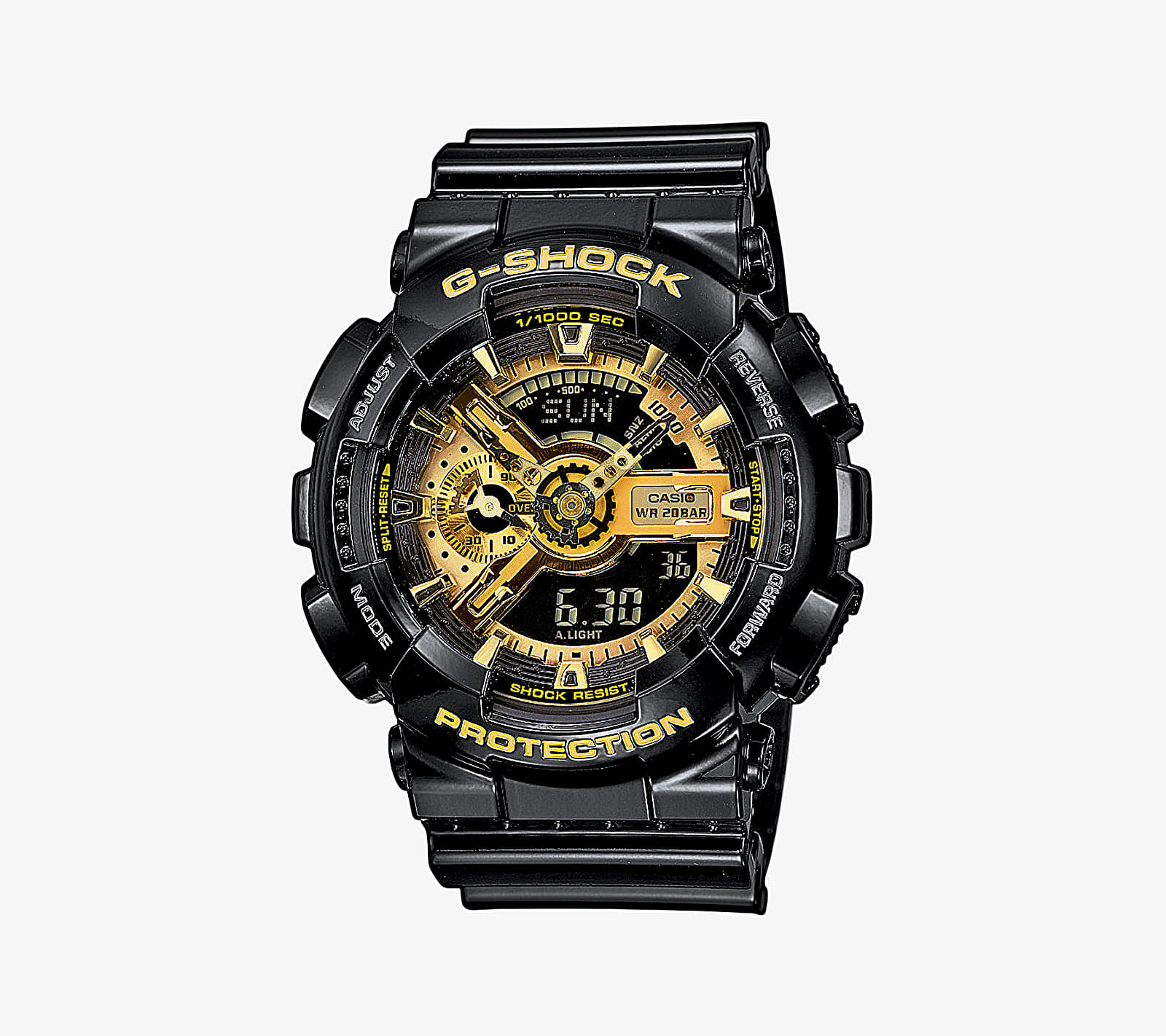 Casio G-Shock GA-110GB-1AER Watch Black univerzálna