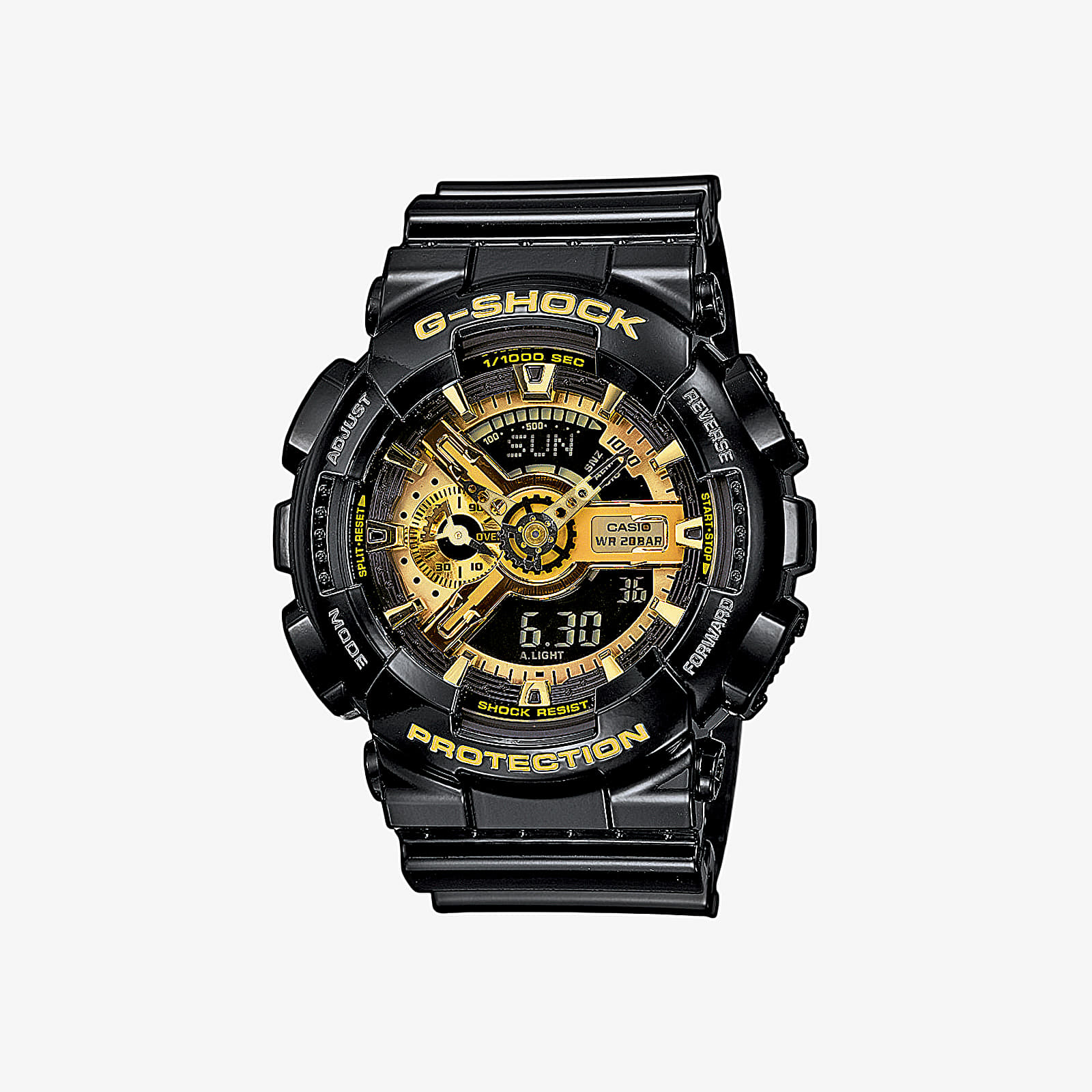 Watches Casio G-Shock GA-110GB-1AER Watch Black