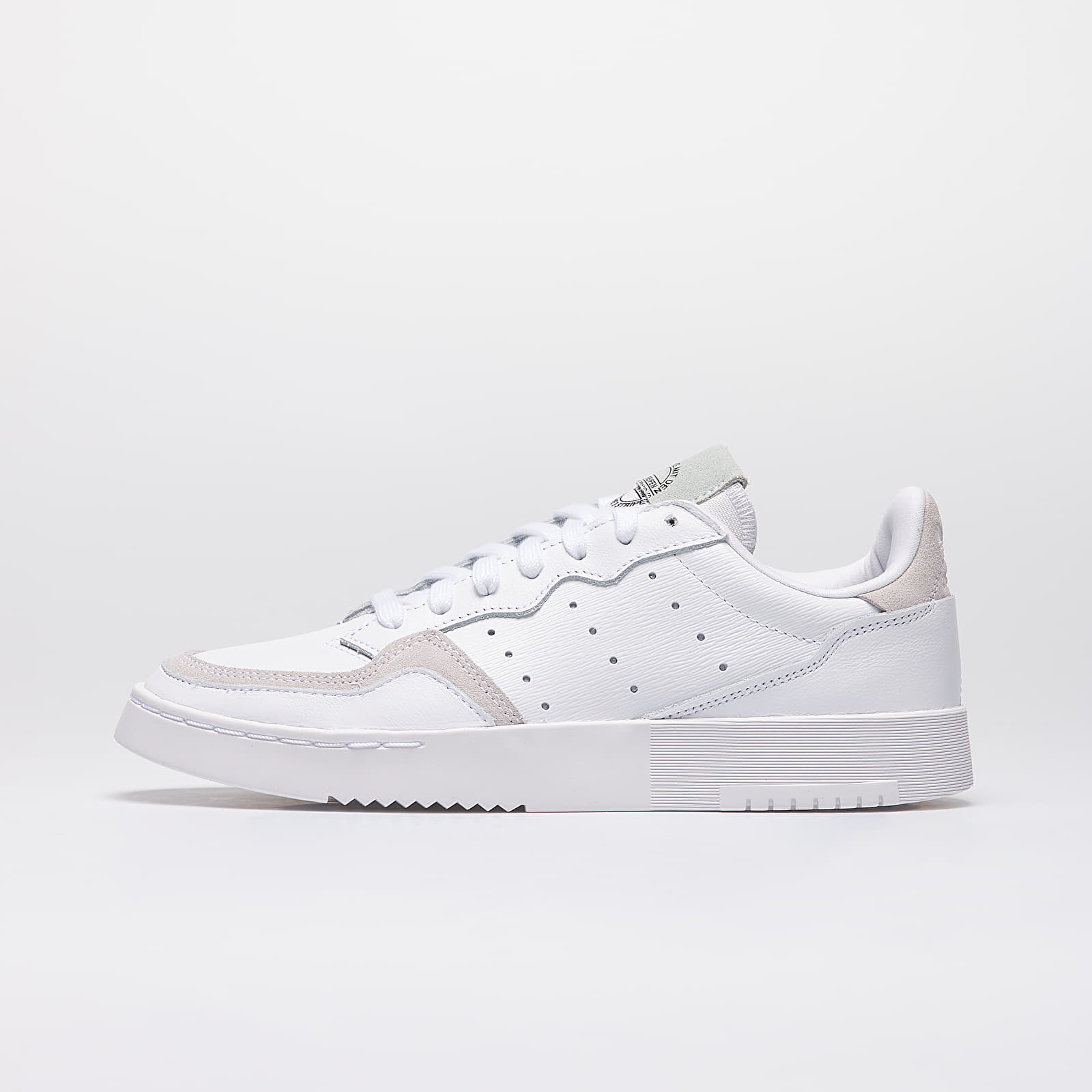 Scarpe e sneaker da donna adidas Supercourt W Ftw White/ Dash Green/ Core Black