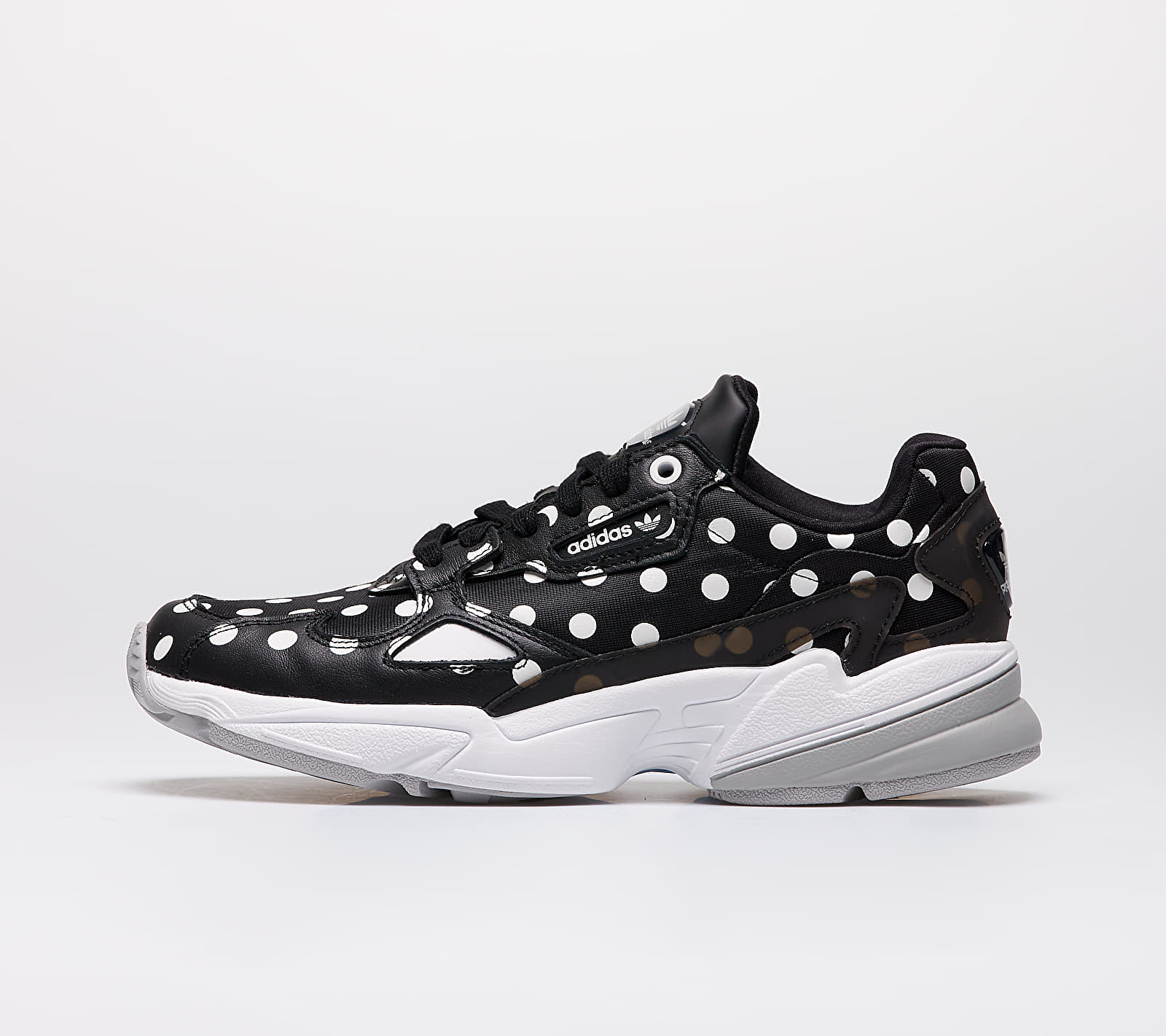 adidas Falcon W Core Black/ Crystal White/ Grey Two EUR 37 1/3