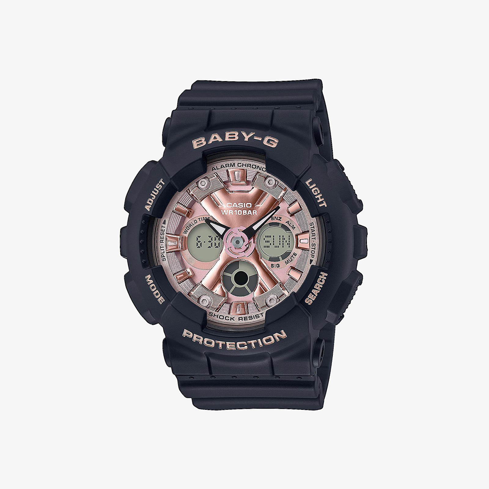 Zegarki Casio Baby-G Watches Black/ Pink