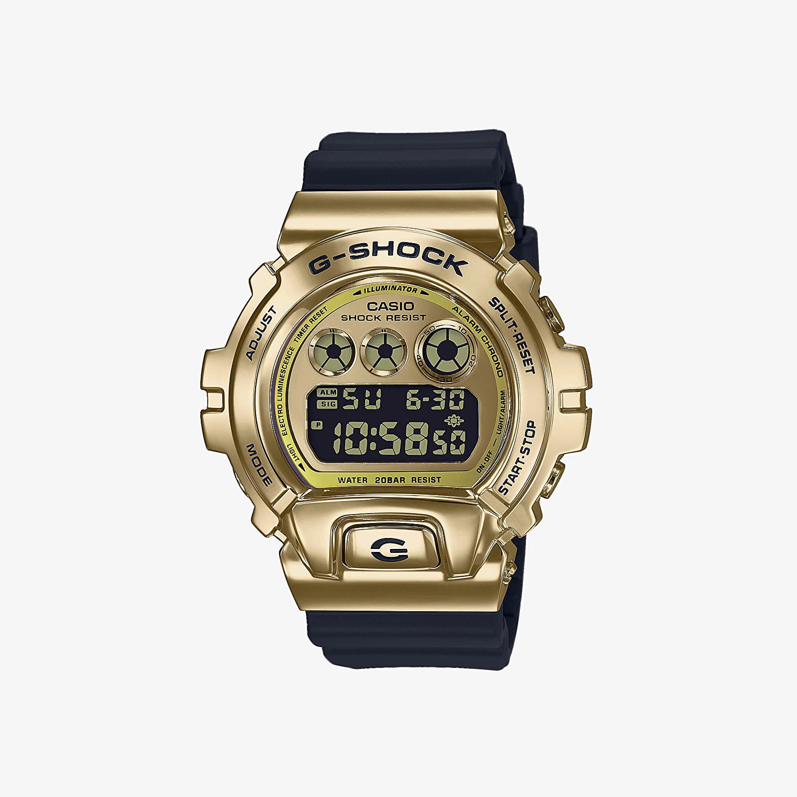 Watches Casio G-Shock Premium GM-6900G-9ER Watch Gold/ Black