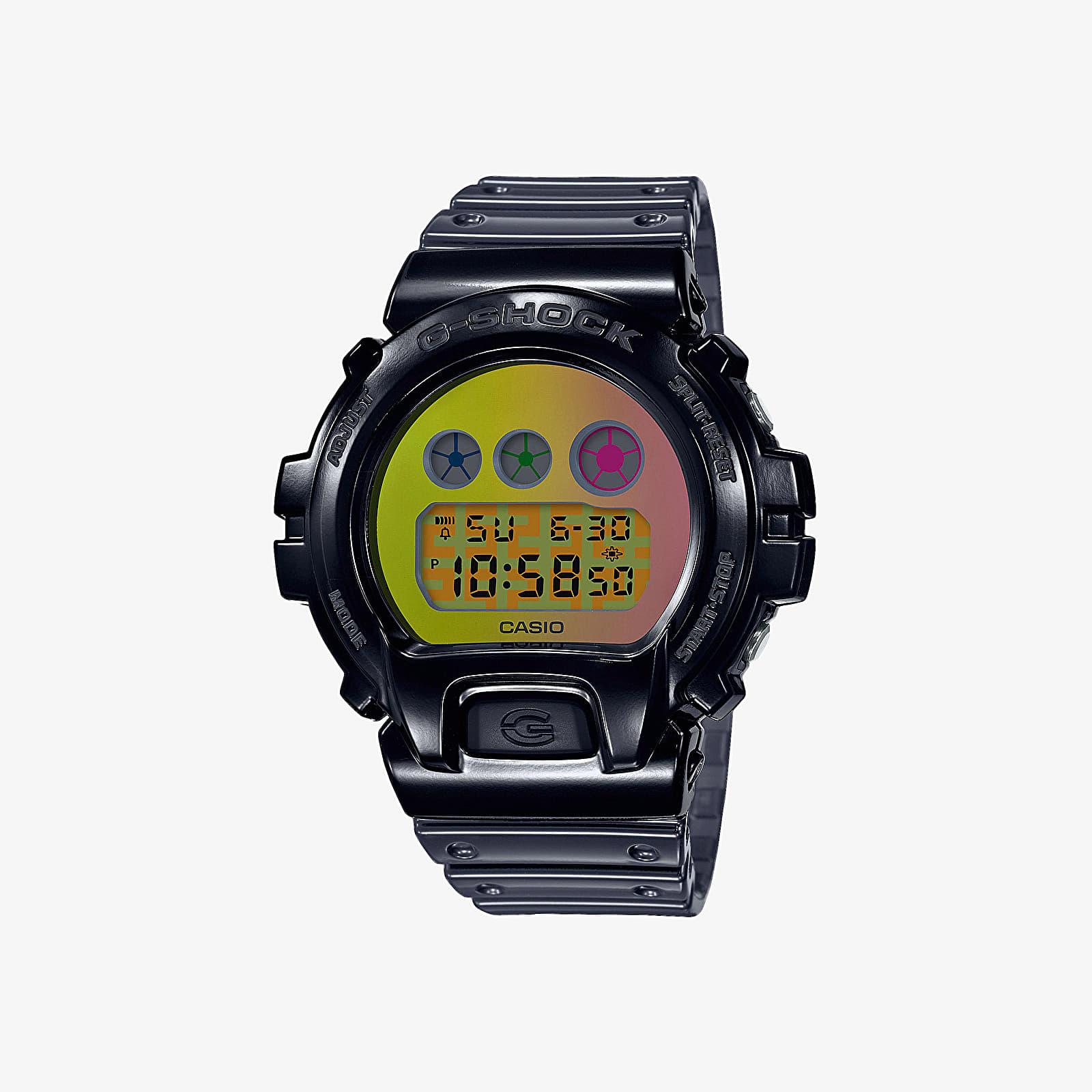 Zegarki Casio G-Shock 25th Anniversary Limited Edition DW-6900SP-1ER Watch Black