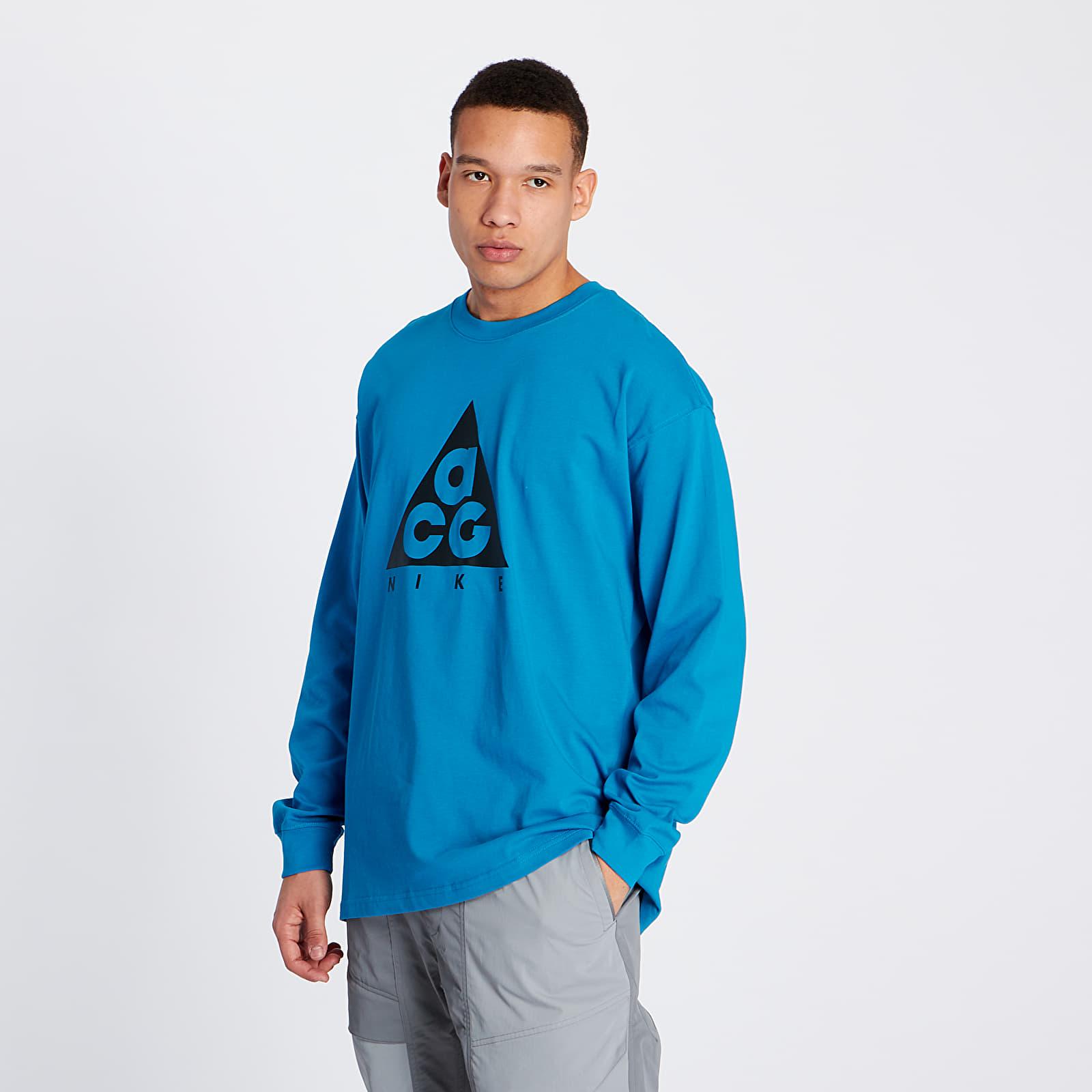 Nike ACG Logo Long Sleeve Tee