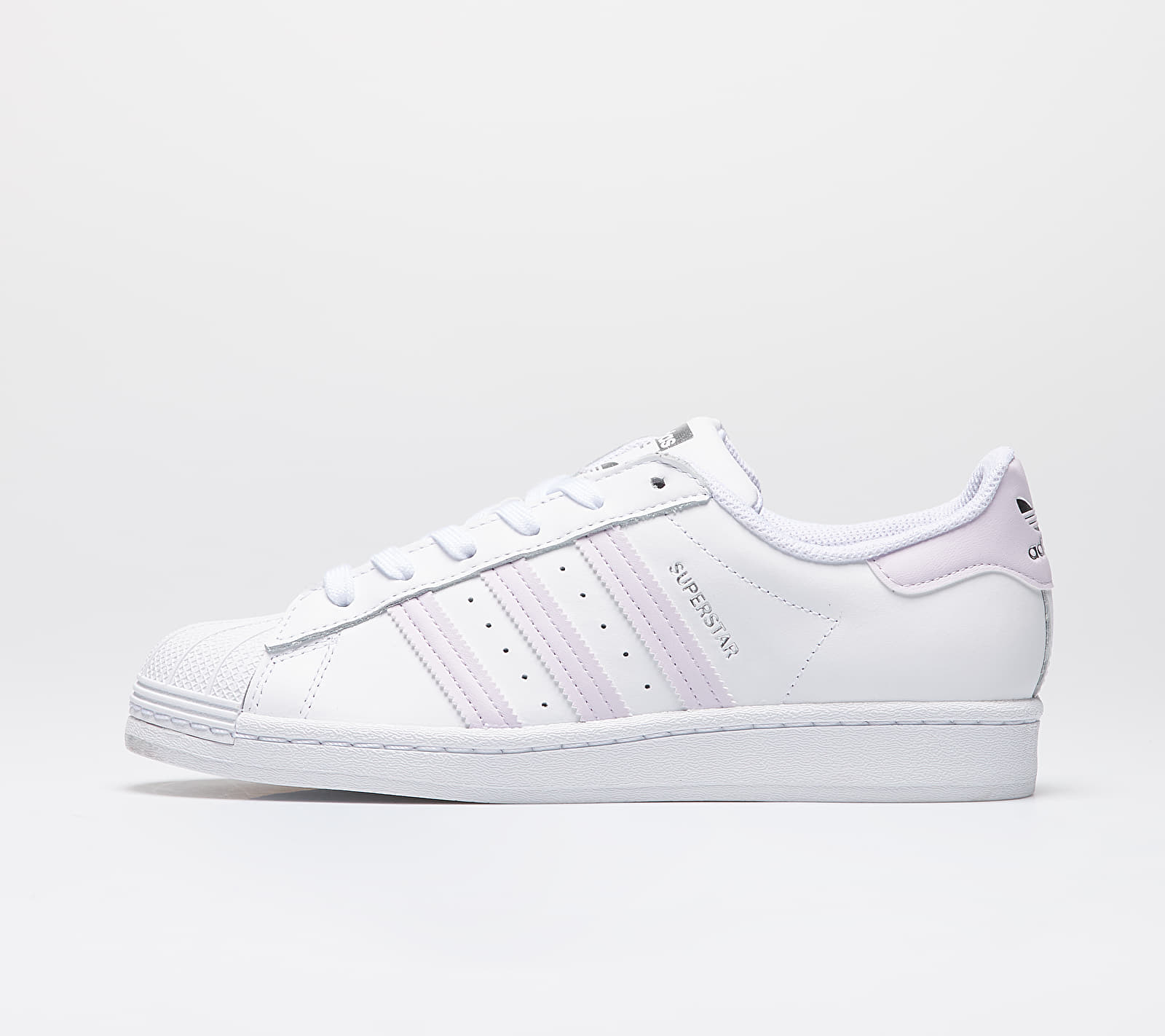 adidas Superstar W Ftw White/ Purple Tint/ Silver Metalic EUR 38