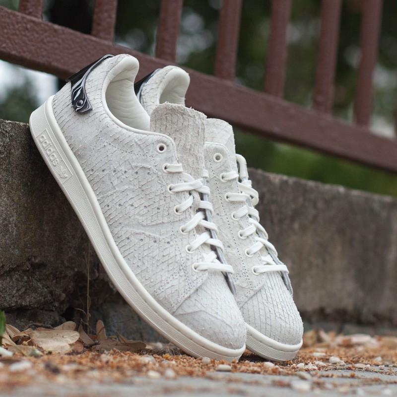 mieux aimé b3b60 e5c51 adidas Stan Smith Metal Off White/Core Black   Footshop