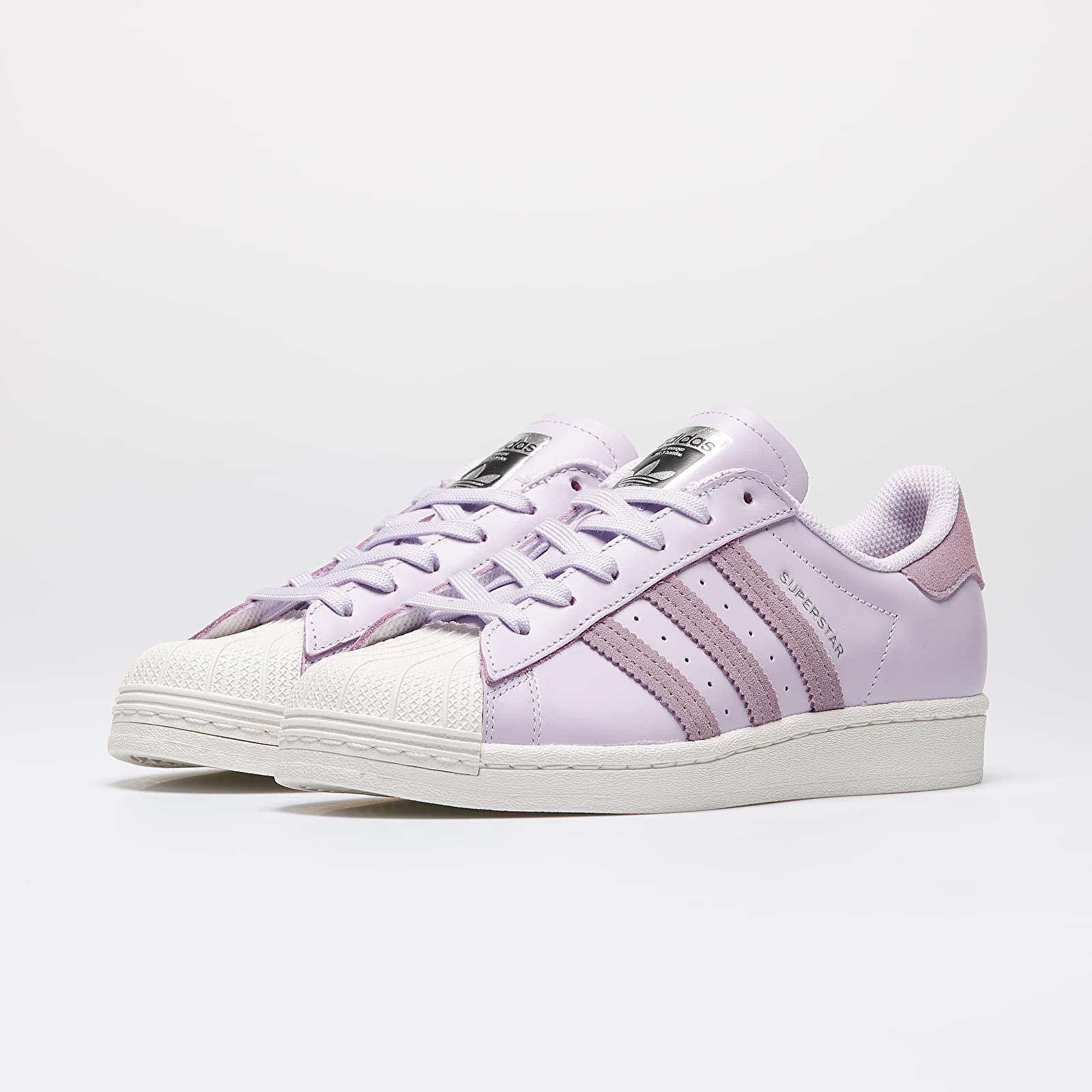 adidas Superstar W Purple Tint/ Legend Purple/ Off White | Footshop