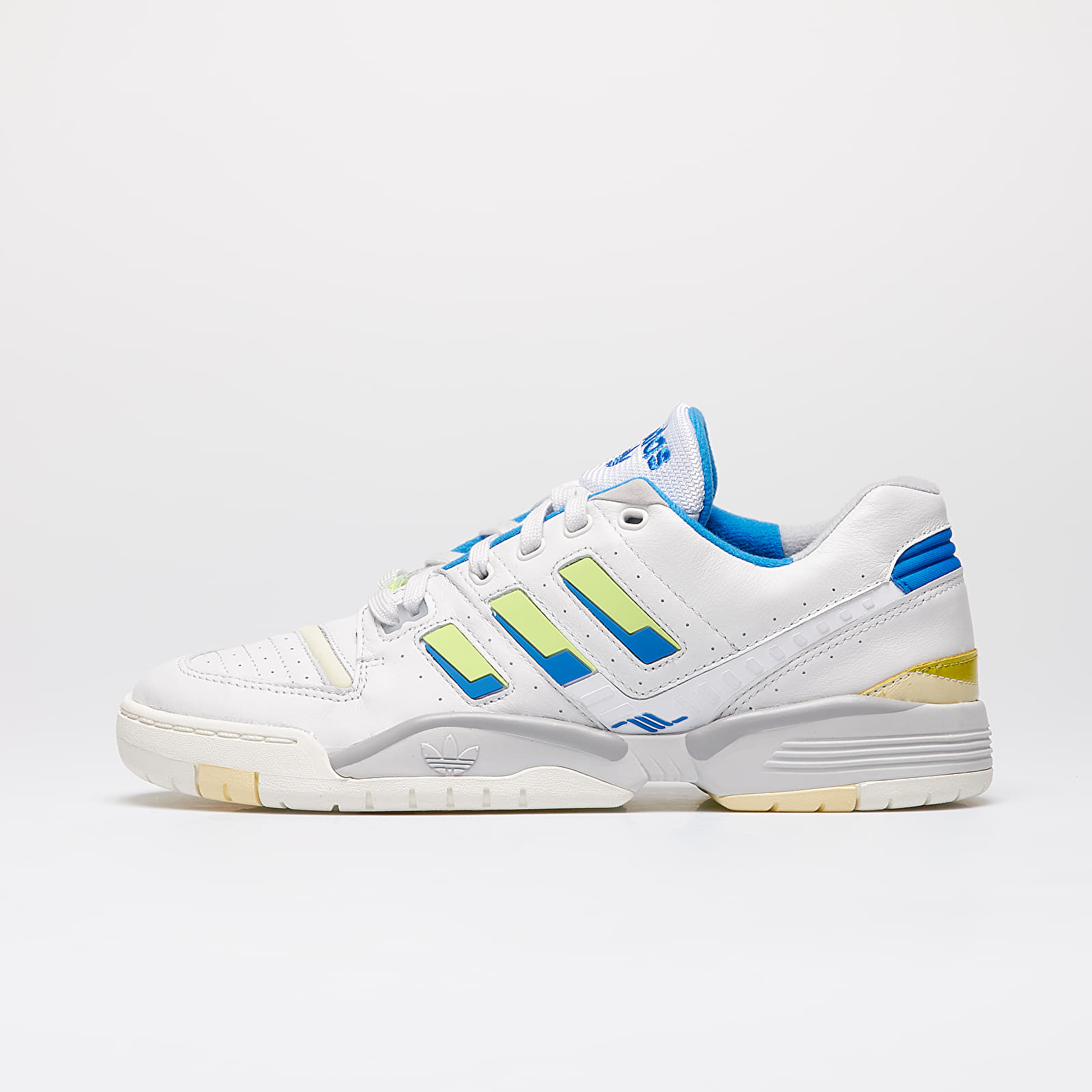 Chaussures et baskets homme adidas Torsion Comp Crystal White/ Siggnr/ Glow Blue