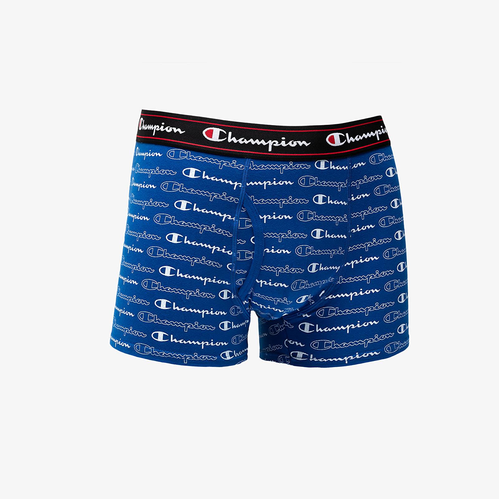 Männerunterwäsche Champion Rochester Boxer Blue