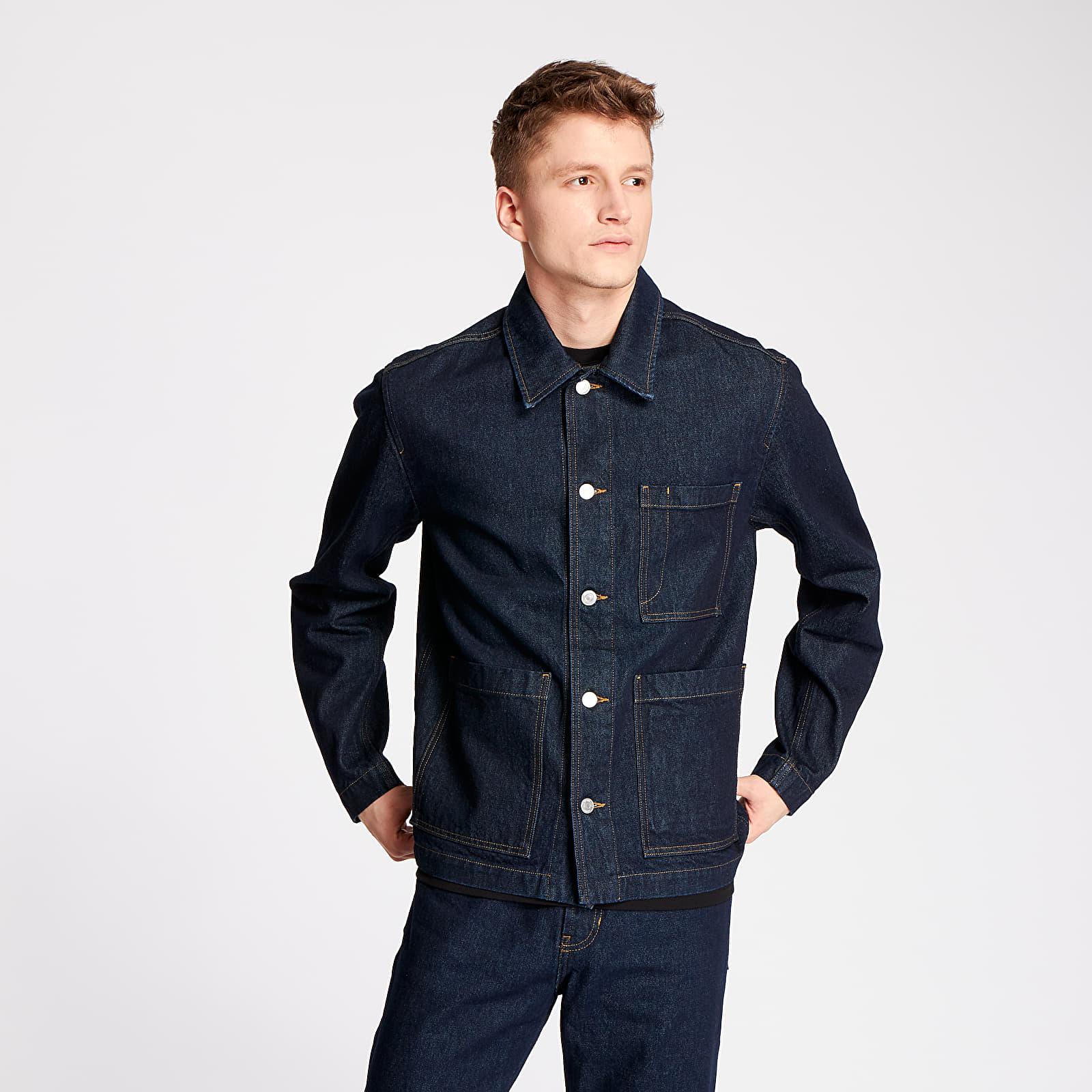Jackets Norse Projects Tyge Denim Jacket Indigo