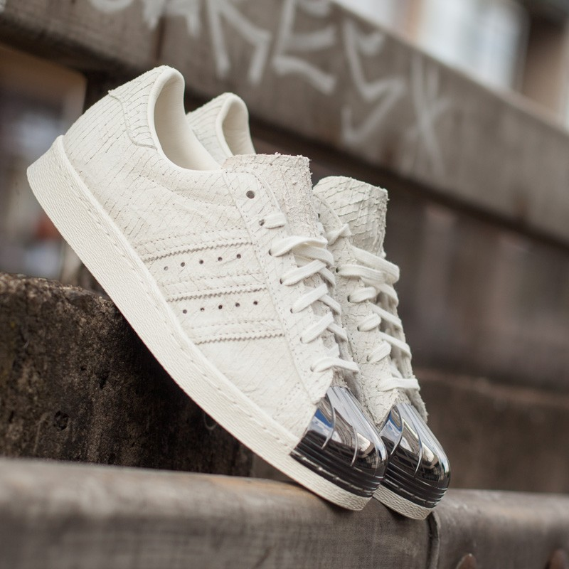 c577c7029289 adidas Superstar 80s Metal Toe W Off White Core Black