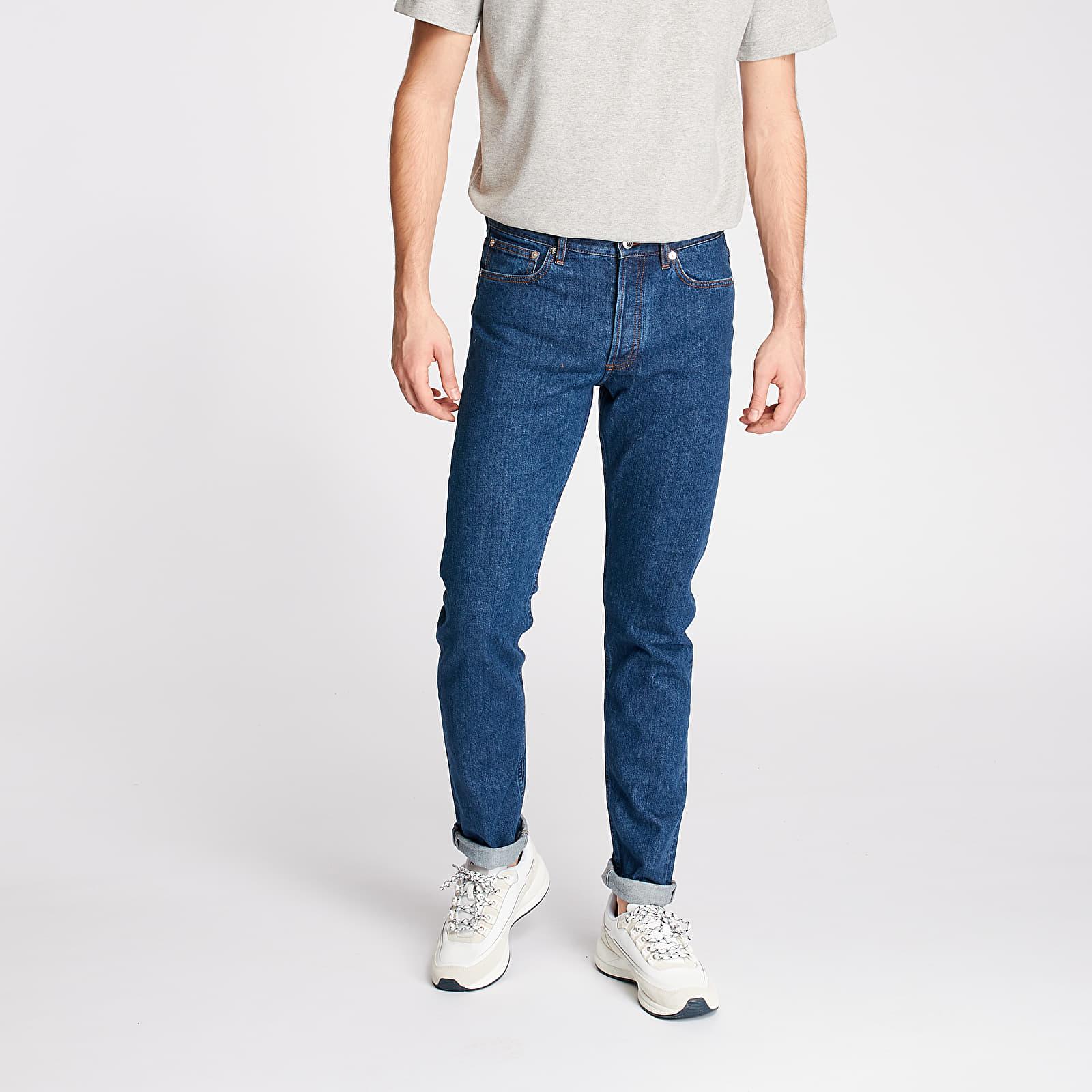 Pants and jeans A.P.C. Petit New Standard Jeans Dark Blue