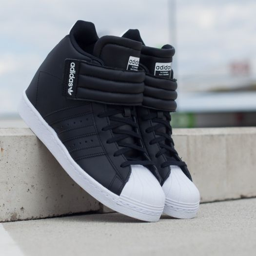 new arrival b9128 8ee1b adidas Superstar Up Strap W Core Black/ Core Black/ Ftwr ...