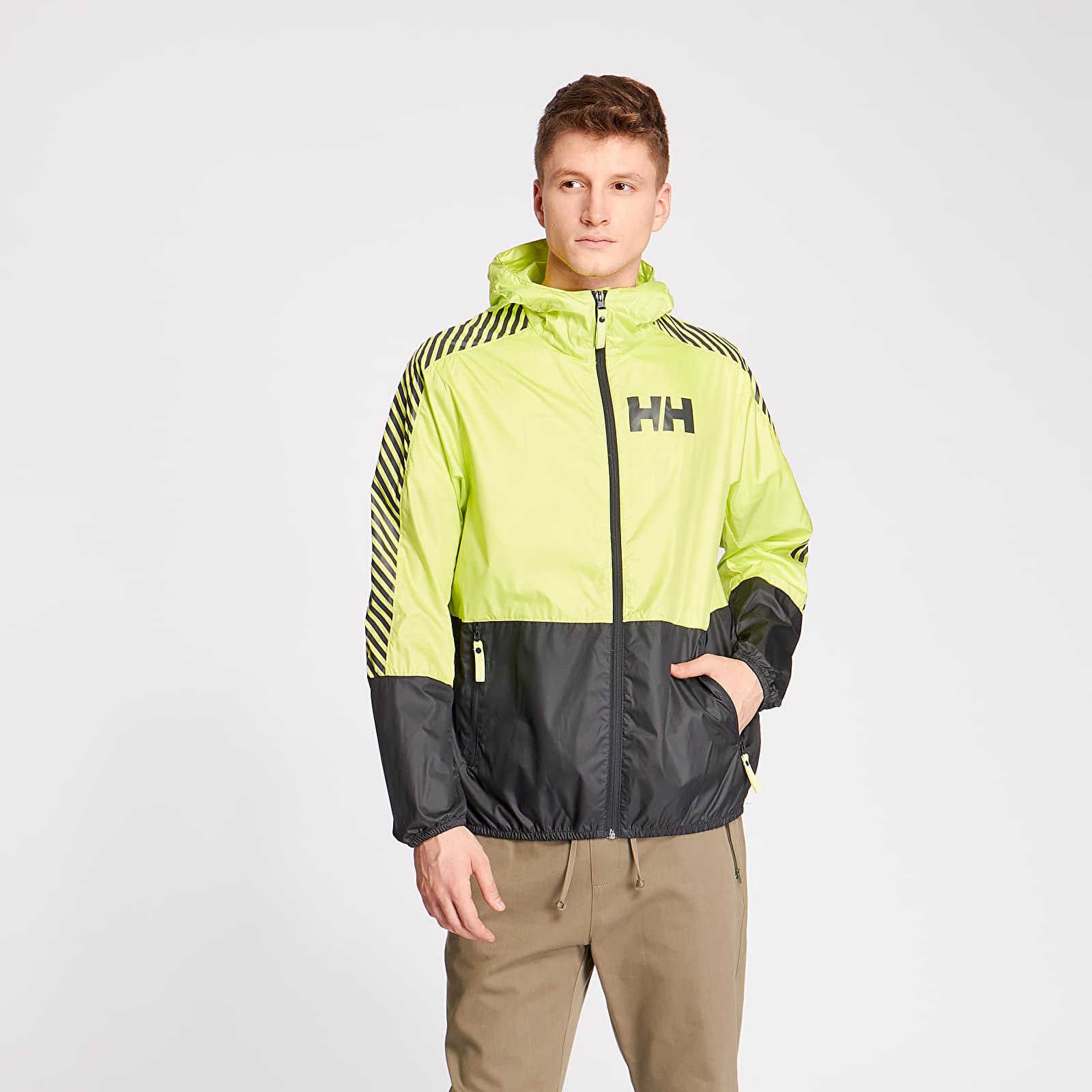 Vestes Helly Hansen Active Wind Jacket Green