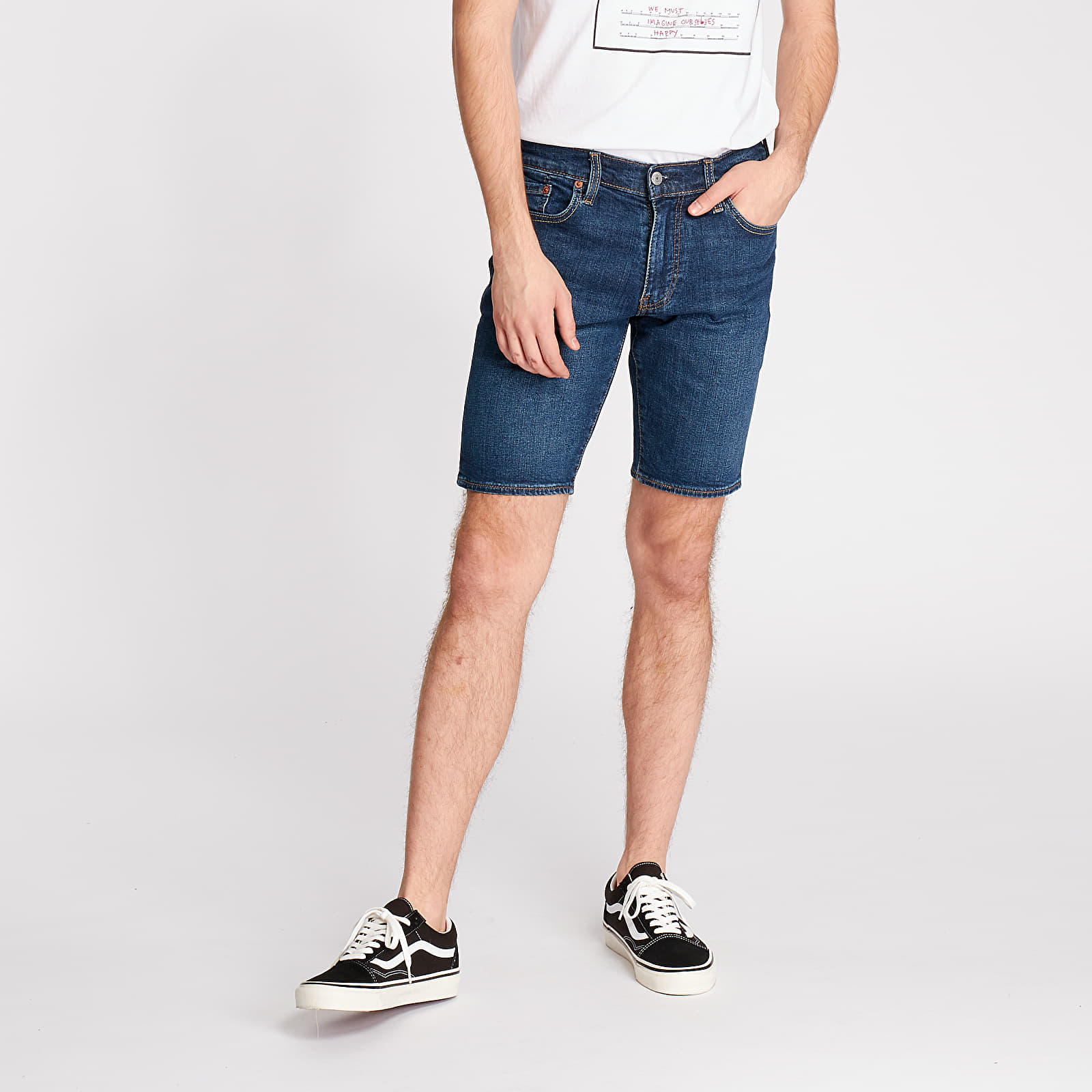 Shorts Levi's® 511 Slim Shorts Blue