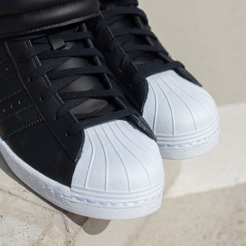 adidas Superstar Up Strap W Core Black Core Black Ftwr White | Footshop