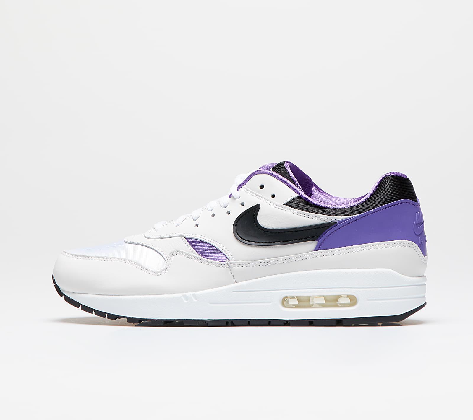 Nike Air Max 1 DNA CH.1 White/ Black-Purple Punch EUR 42