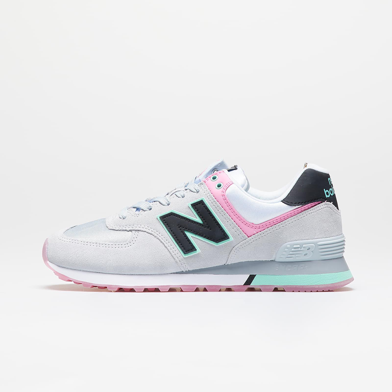 Dámské tenisky a boty New Balance 574 Grey/ Pink