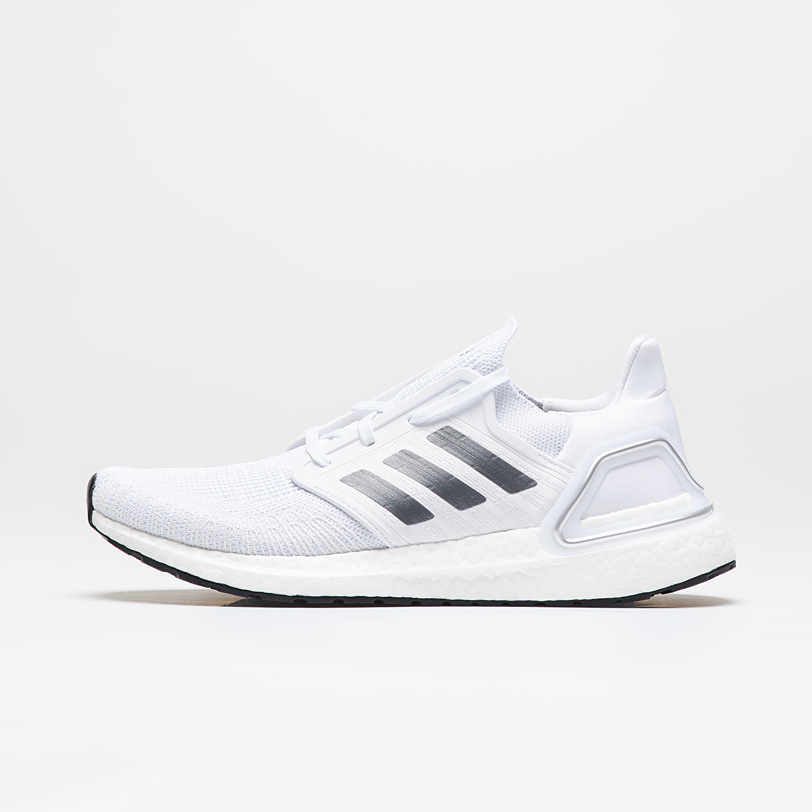 Men's shoes adidas UltraBOOST 20 Ftw White/ Night Metalic/ Dash Grey