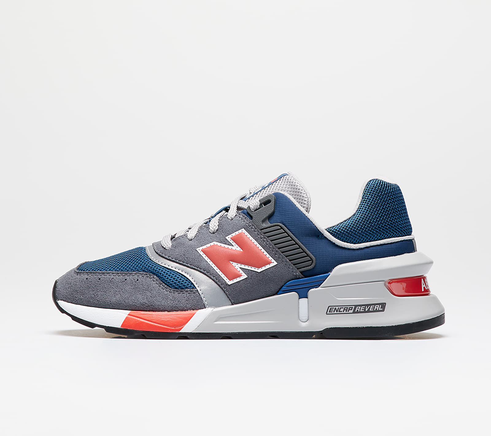 New Balance 997 Gray/ Red EUR 46