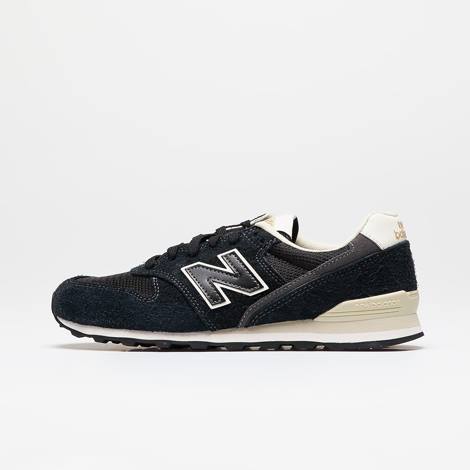 Dámské tenisky a boty New Balance 996 Navy/ Black