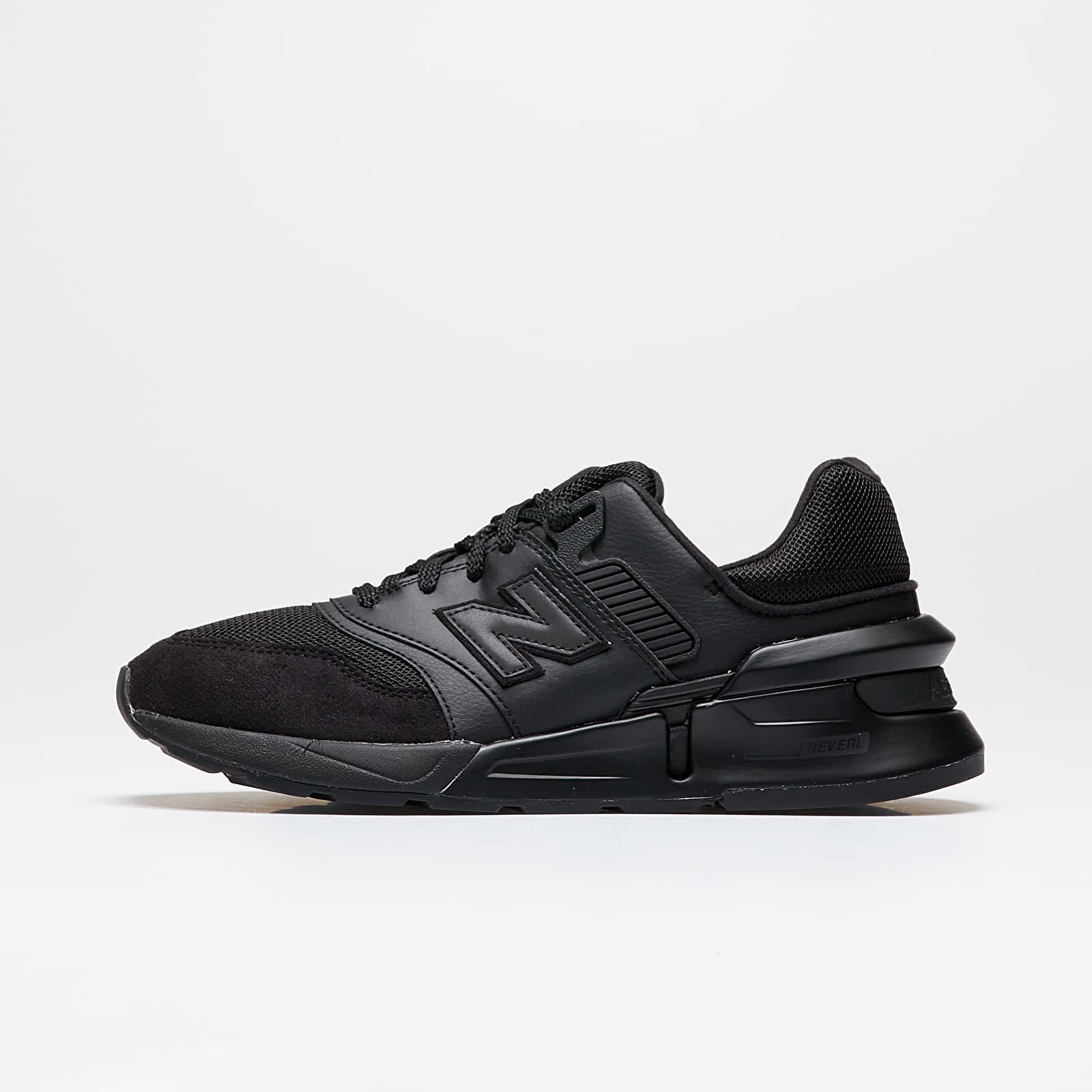 Pánské tenisky a boty New Balance 997 Black