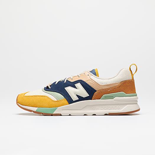 new balance 997 yellow