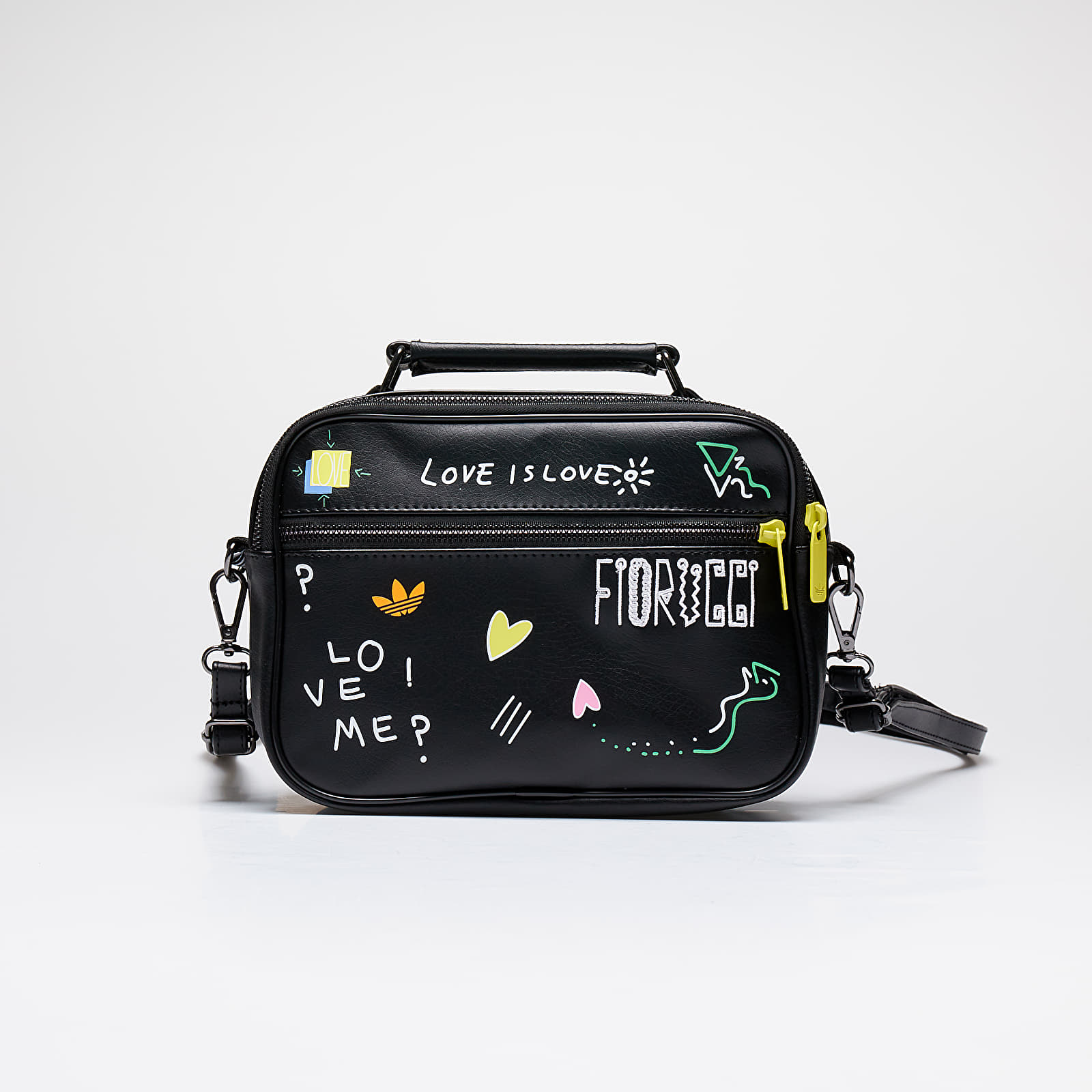Bags and backpacks adidas Mini Airliner Black
