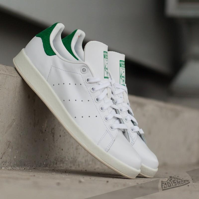 Dámské tenisky a boty adidas Stan Smith Luxe W White/Green