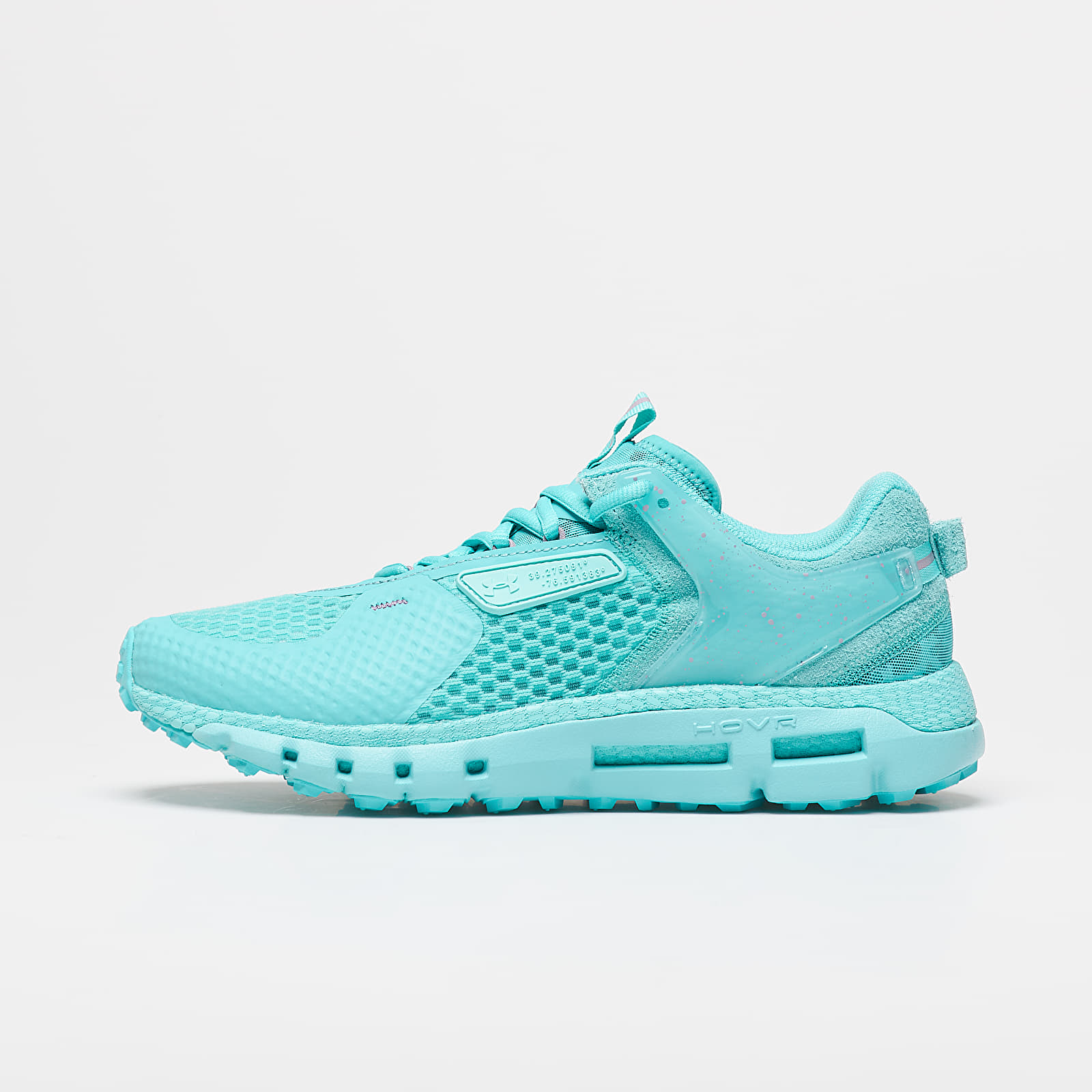 Under Armour HOVR Under Armour HOVR Summit URBN TXT Radial Turquoise/ Purple Haze