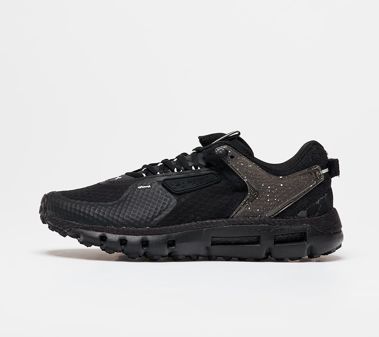 Under Armour HOVR Summit URBN TXT Black 1