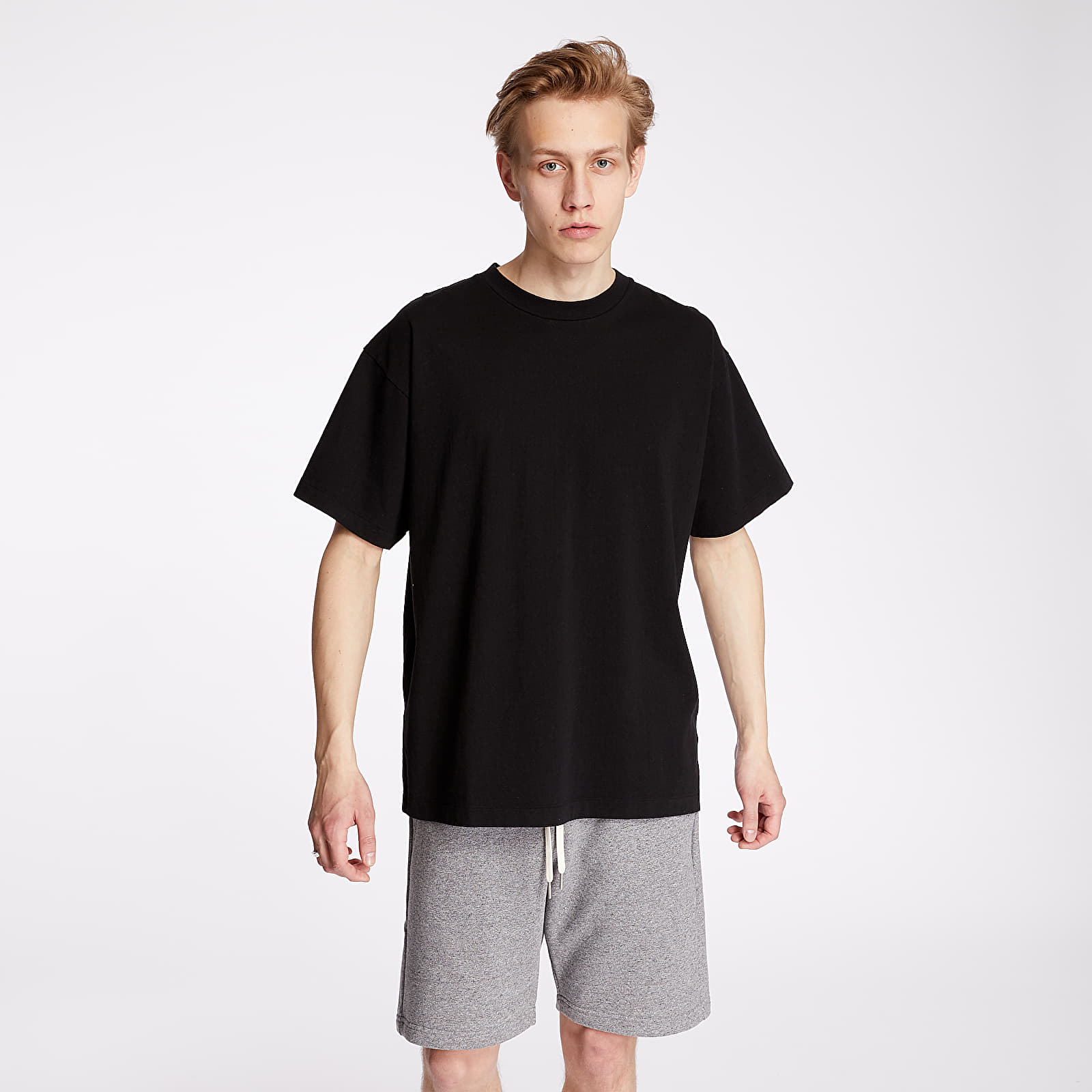 T-shirts John Elliott University Tee Black