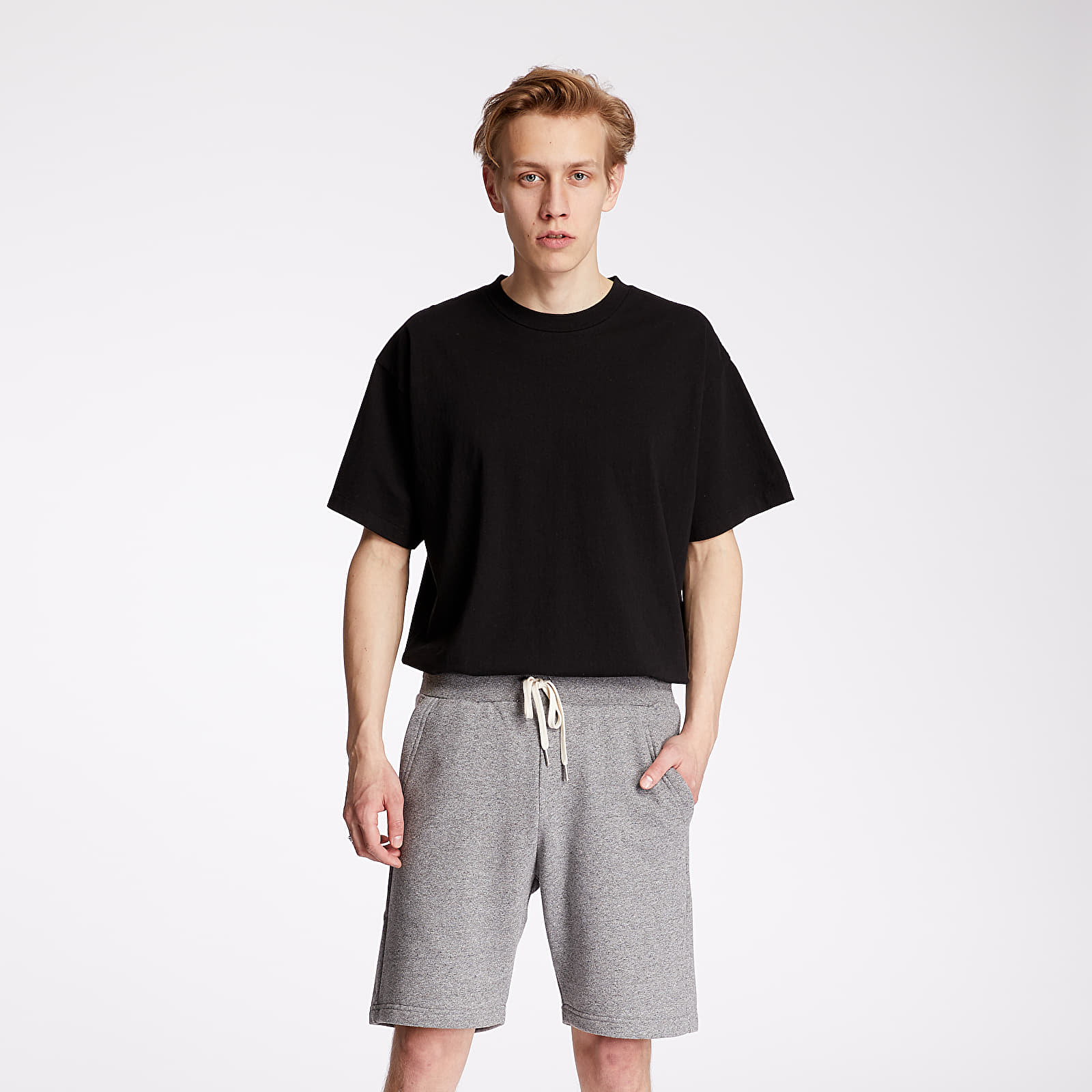 John Elliott Crimson Shorts