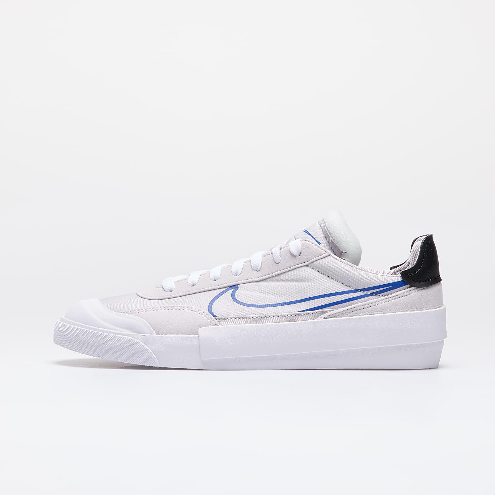 Männer Nike Drop-Type Hbr Vast Grey/ Hyper Blue-Black-White